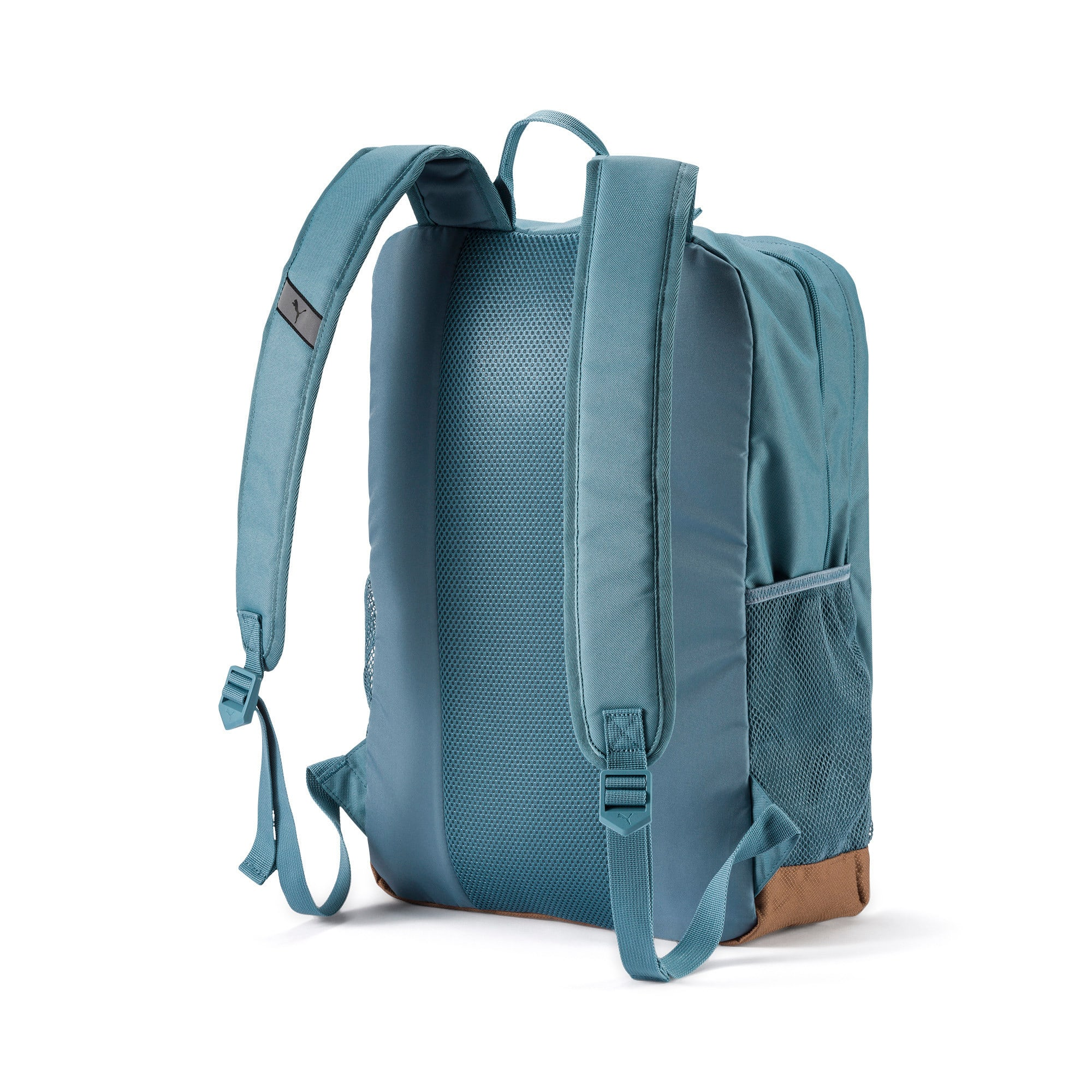 Thumbnail 2 of Square Backpack, Bluestone, medium