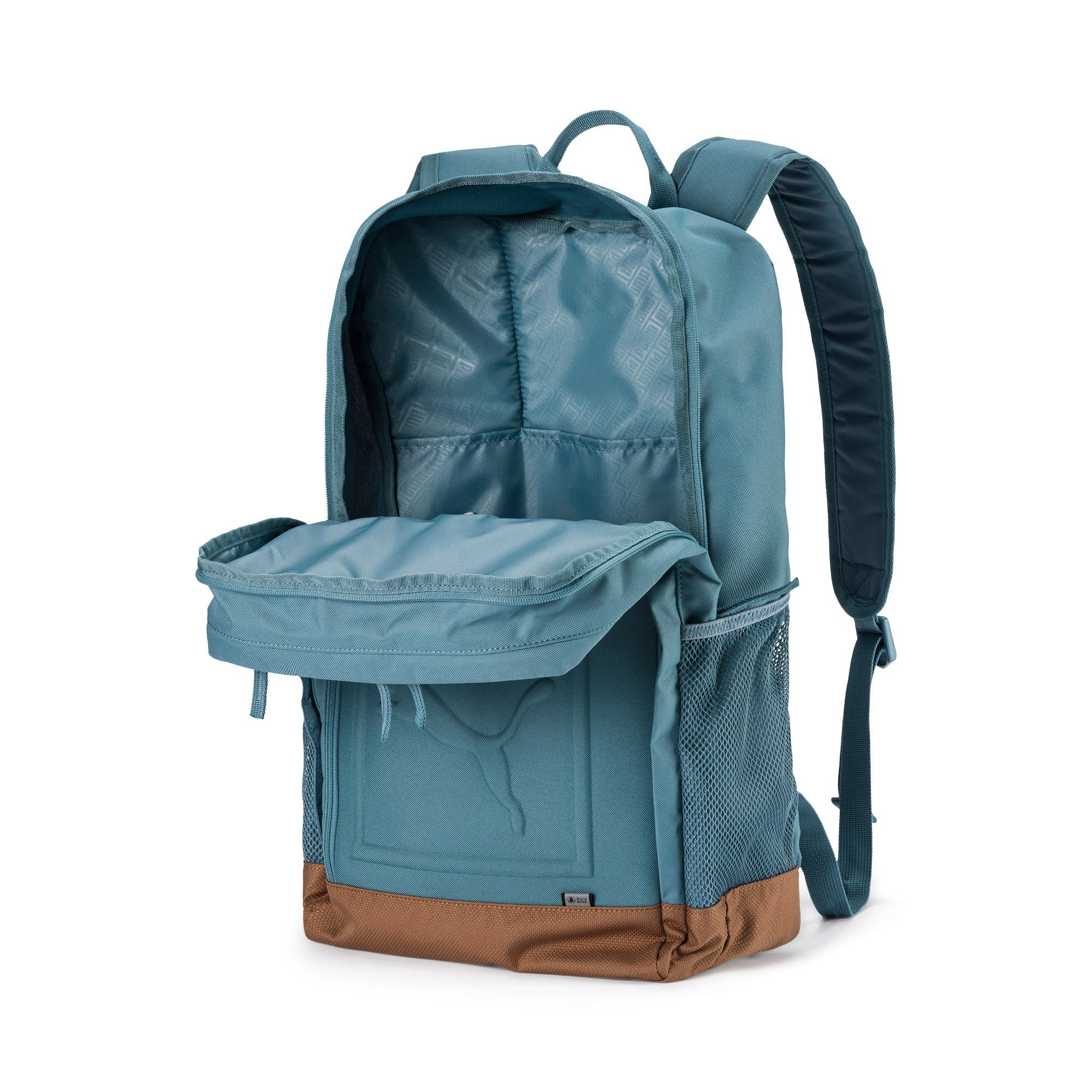 Thumbnail 3 of Square Backpack, Bluestone, medium