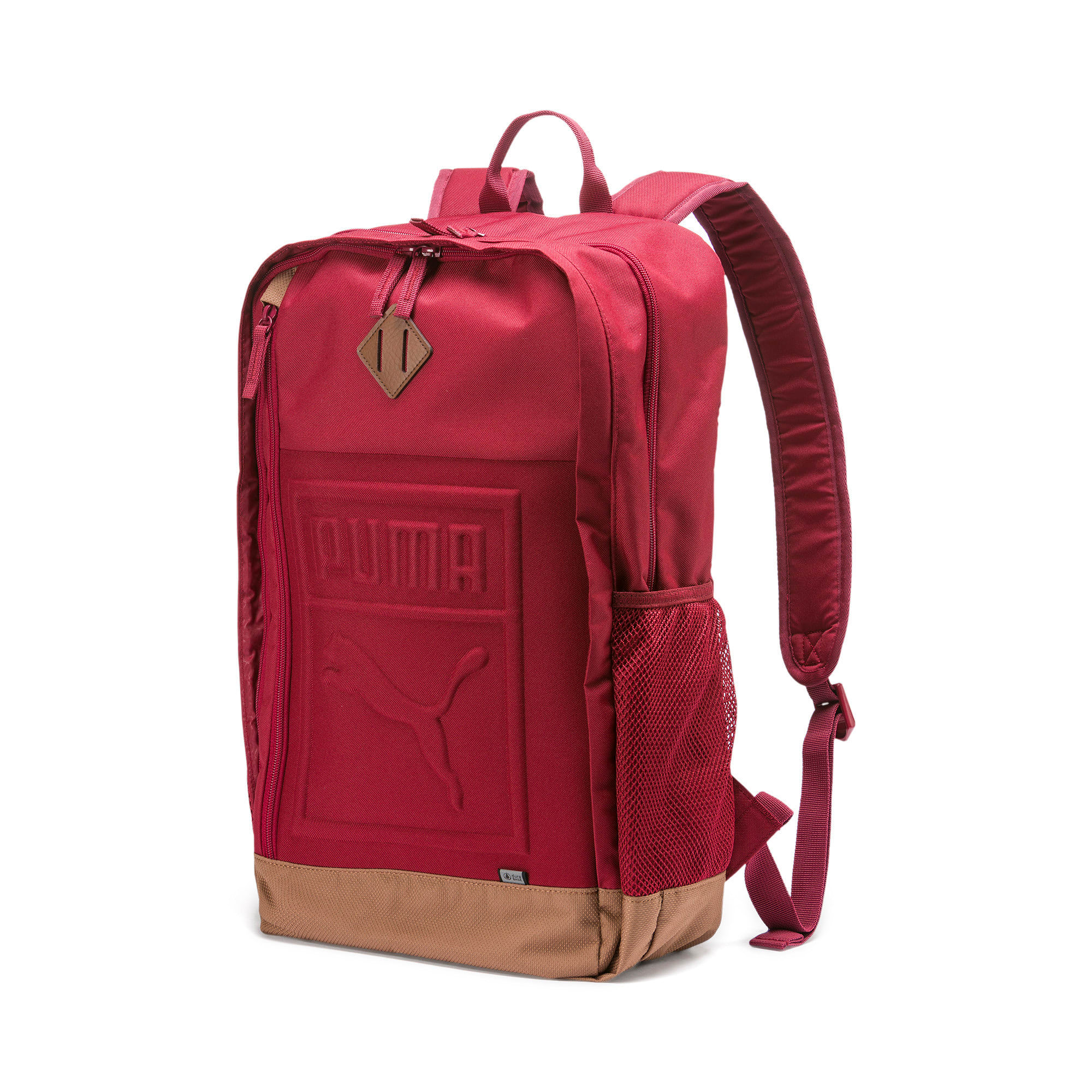 Thumbnail 1 of Square Backpack, Rhubarb, medium