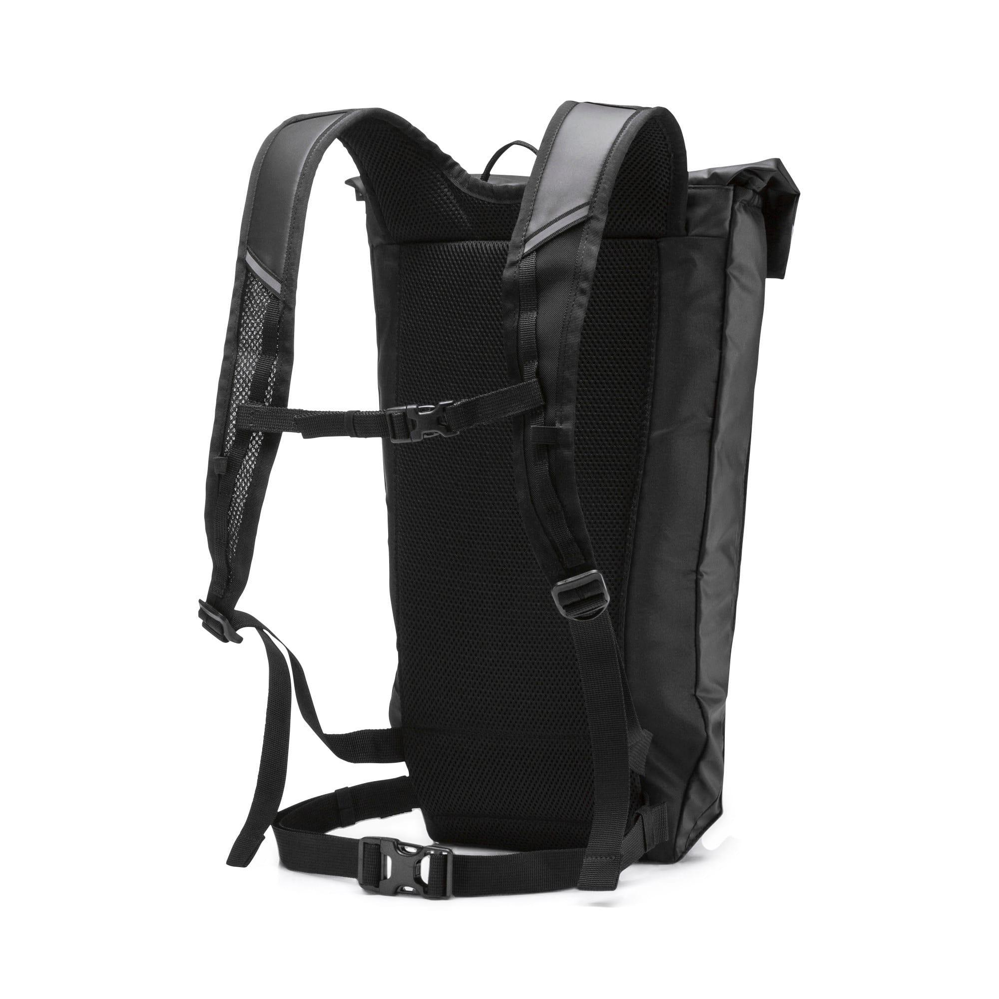 Thumbnail 3 of Street Running Backpack, Puma Black, medium