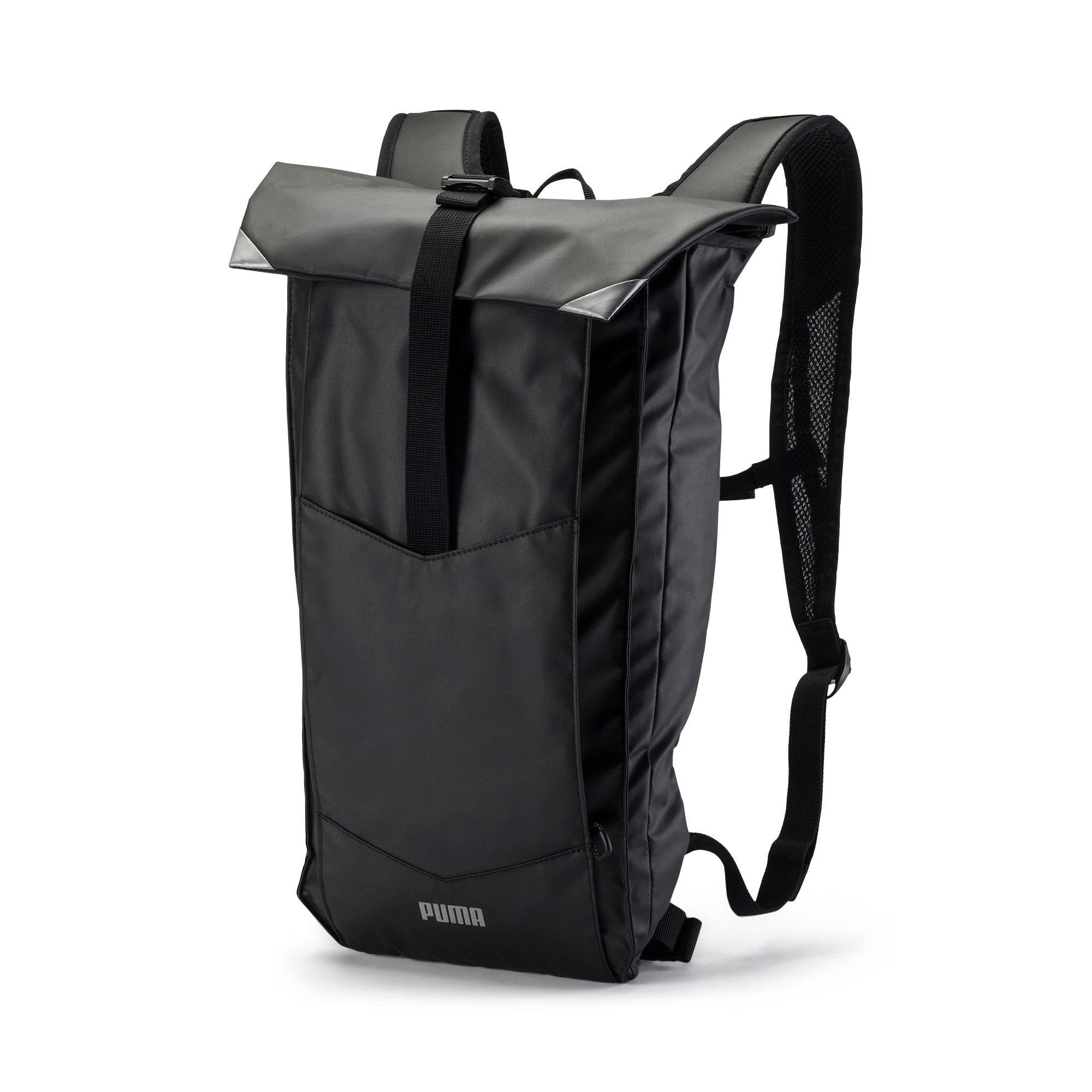 Thumbnail 1 of Street Running Backpack, Puma Black, medium
