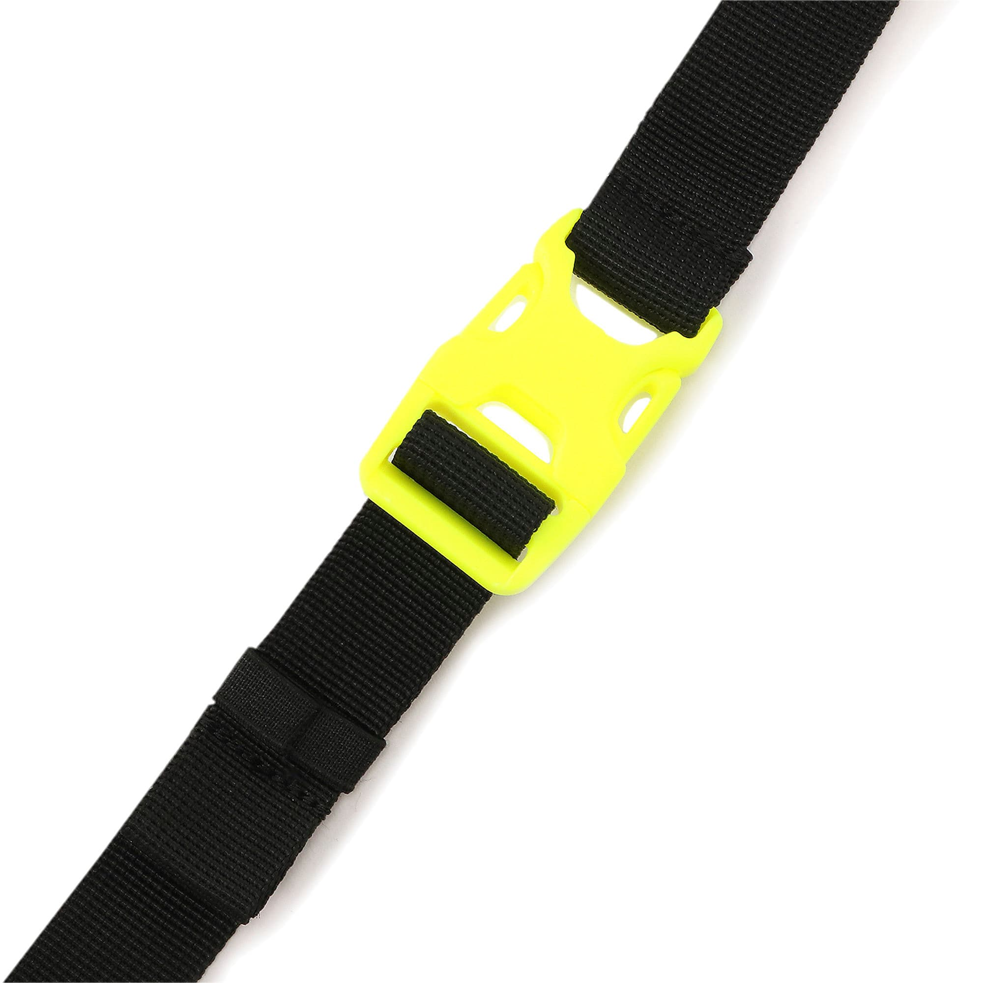Thumbnail 7 of ランニング PR クラシック ウエストバッグ 0.8L, Puma Black-Yellow Alert, medium-JPN