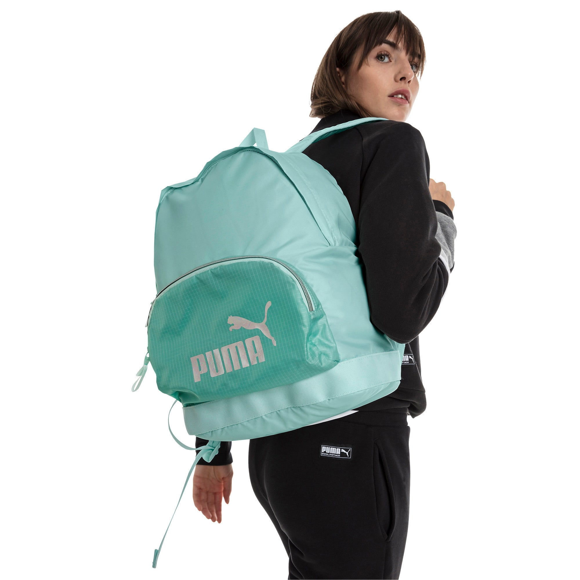 Thumbnail 2 of Core Seasonal Backpack, Fair Aqua, medium