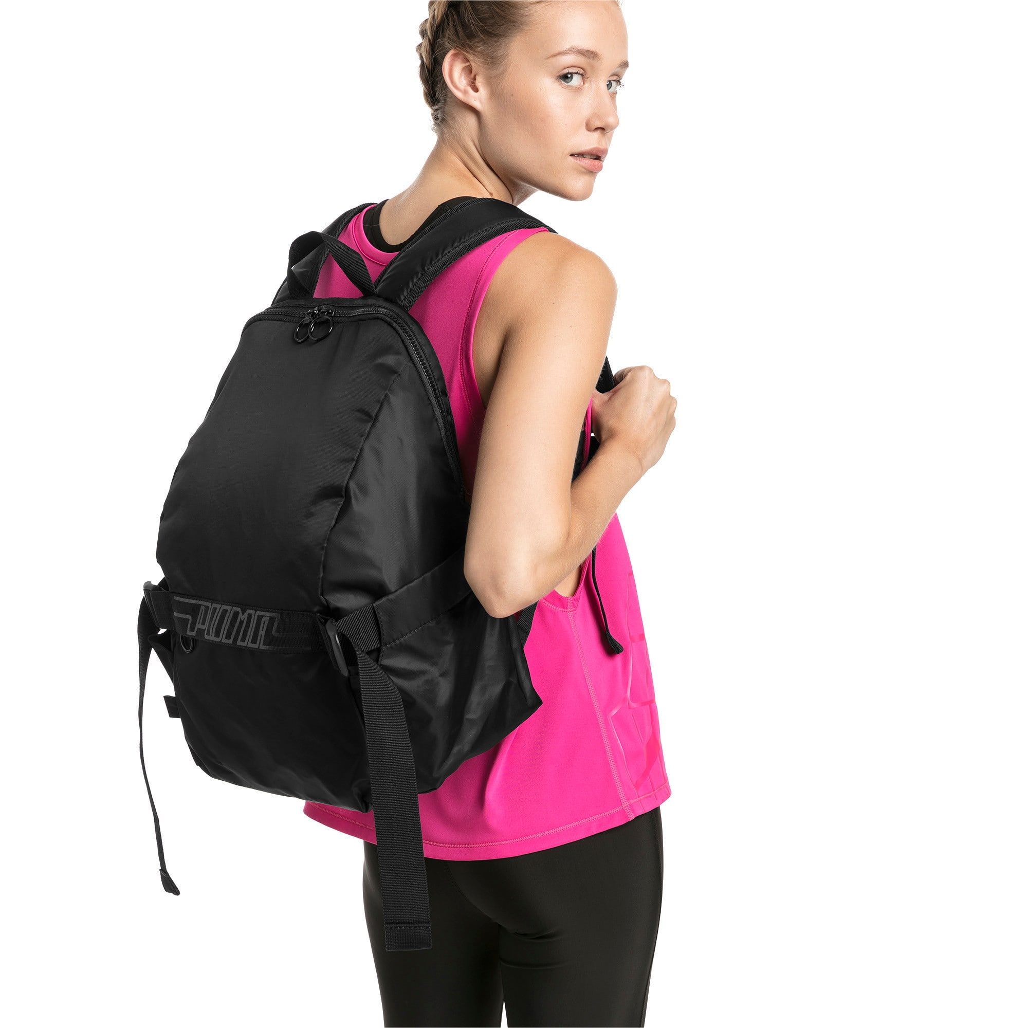 Thumbnail 2 of Cosmic Backpack, Puma Black, medium