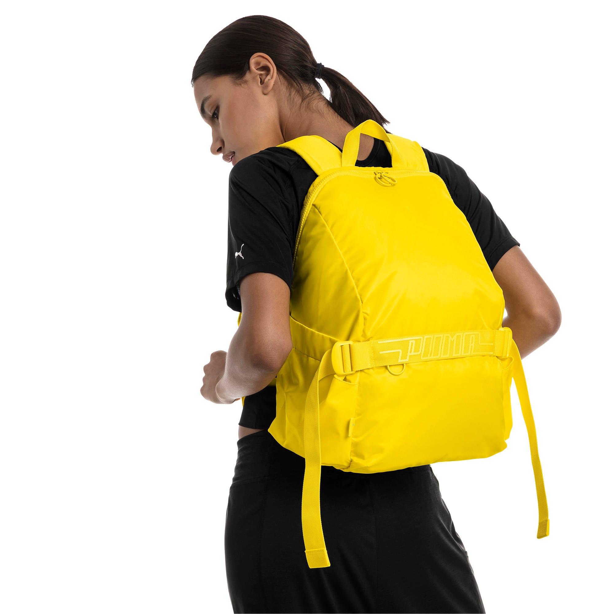 Thumbnail 2 of Cosmic Women's Training Backpack, Blazing Yellow, medium