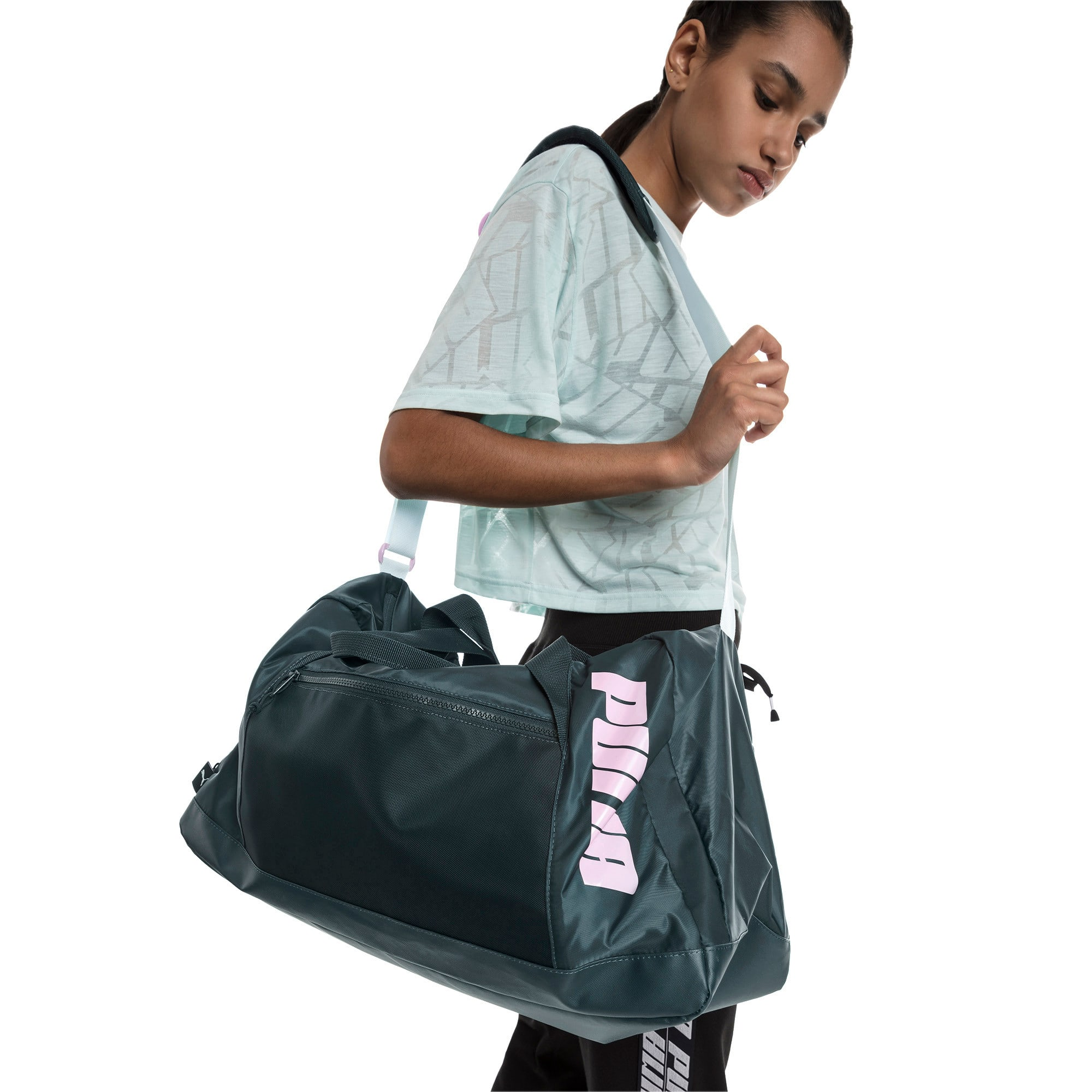 Thumbnail 2 of Active Women's Training Duffle Bag, Ponderosa Pine, medium