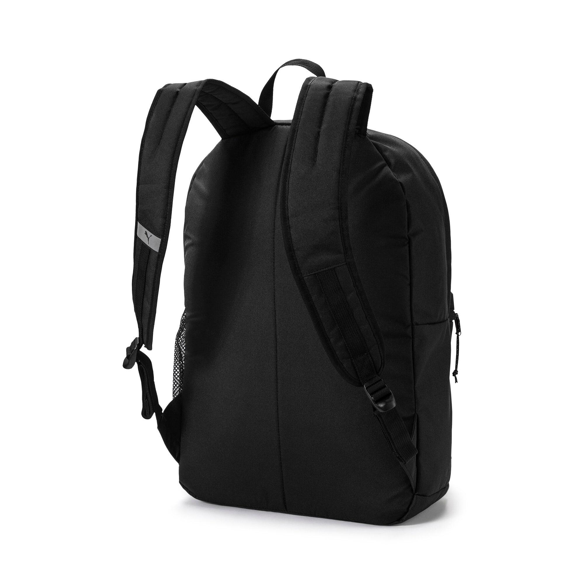 Thumbnail 2 of PUMA Academy Backpack, Puma Black, medium