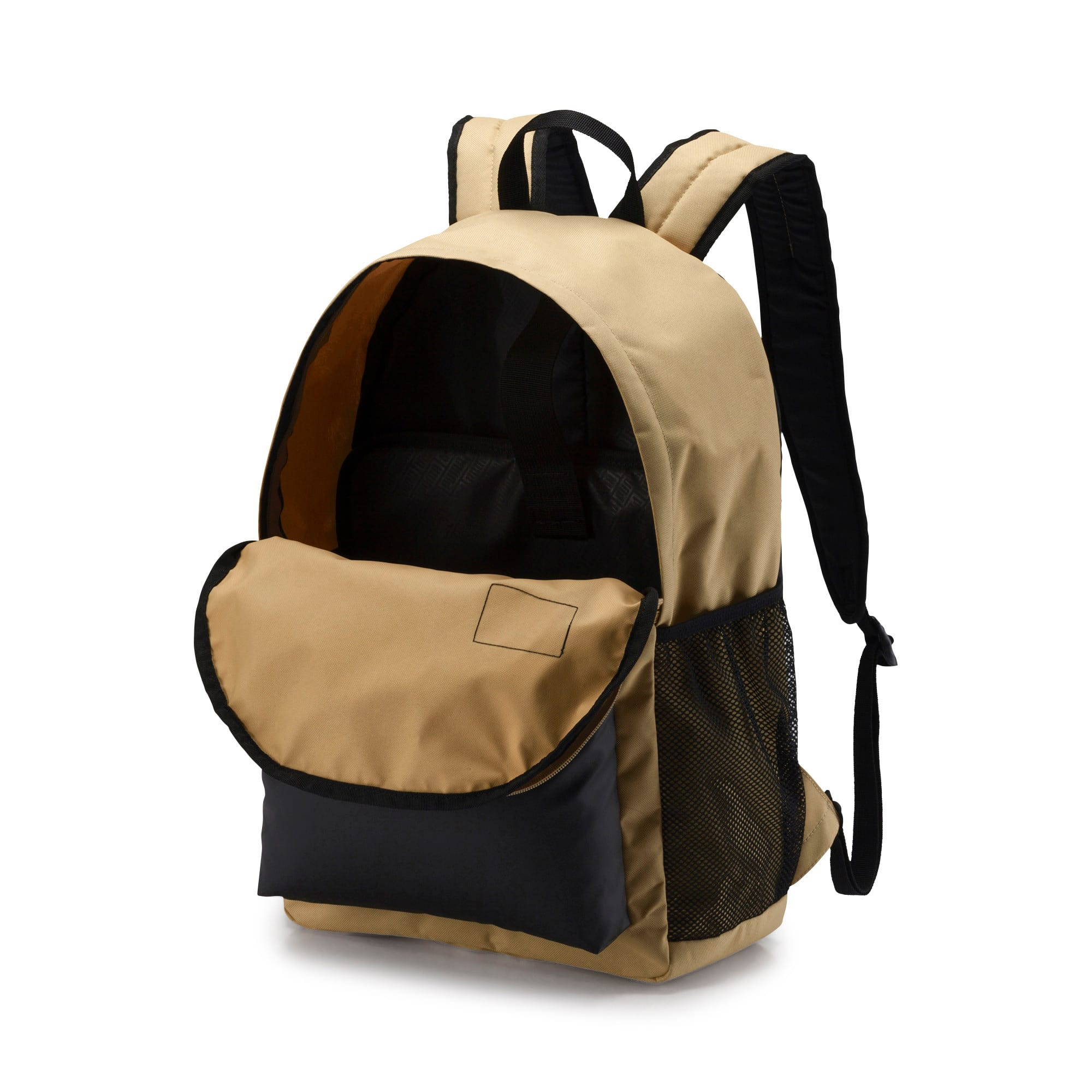 Thumbnail 3 of PUMA Academy Backpack, Taos Taupe, medium