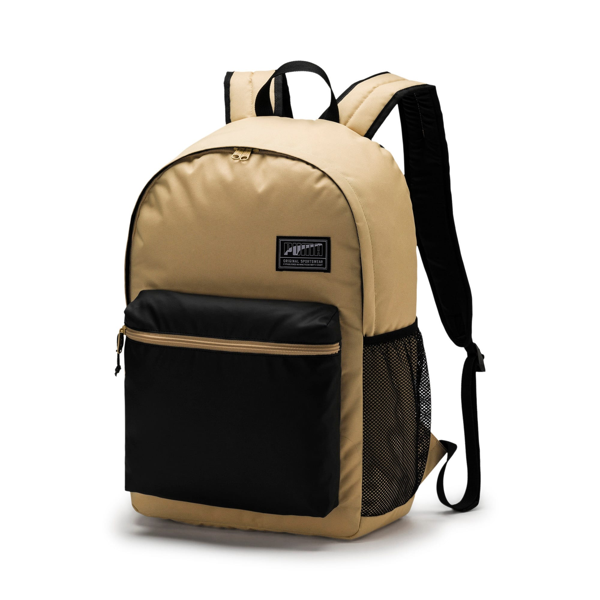 Thumbnail 1 of PUMA Academy Backpack, Taos Taupe, medium