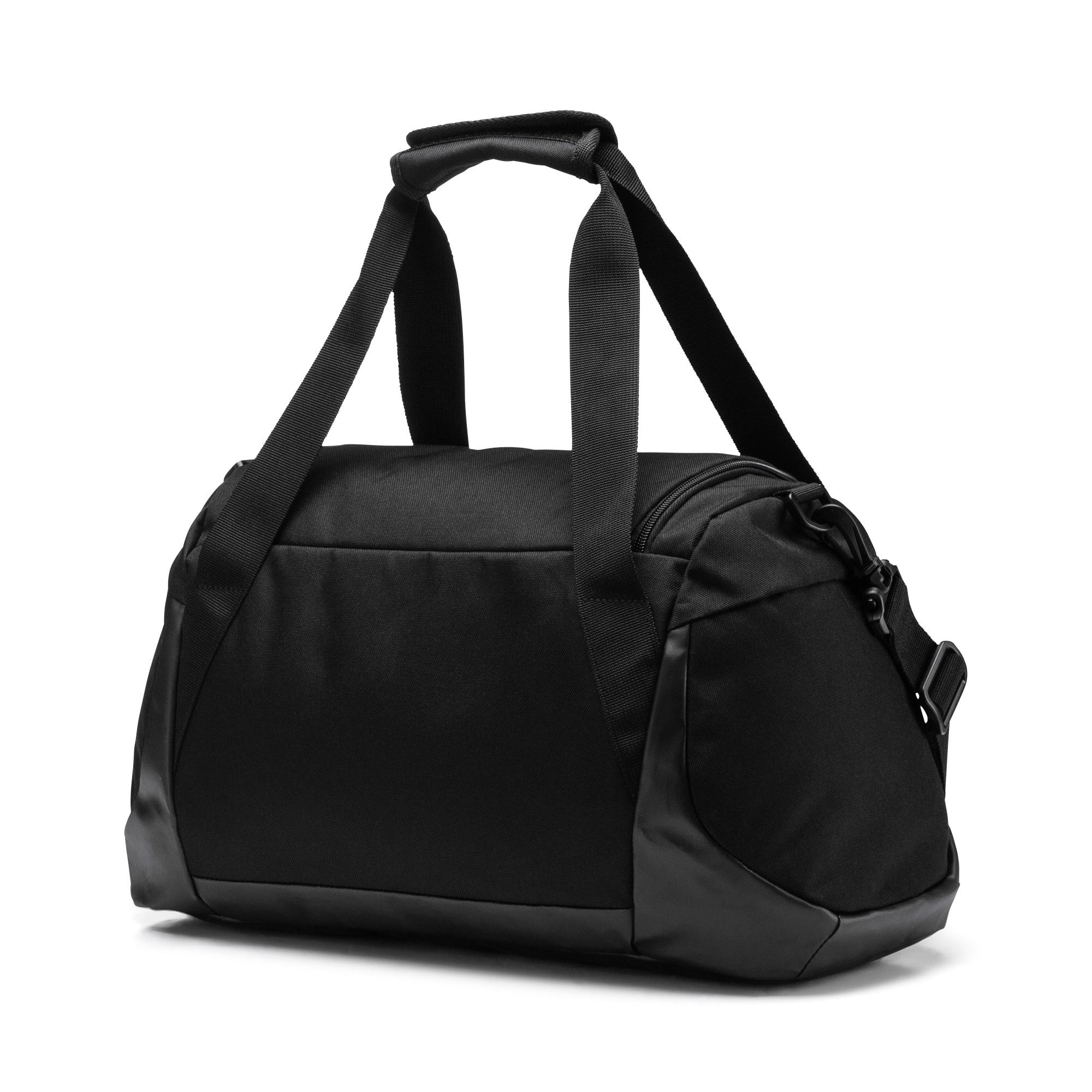Thumbnail 2 of Gym Duffel Bag, Puma Black, medium