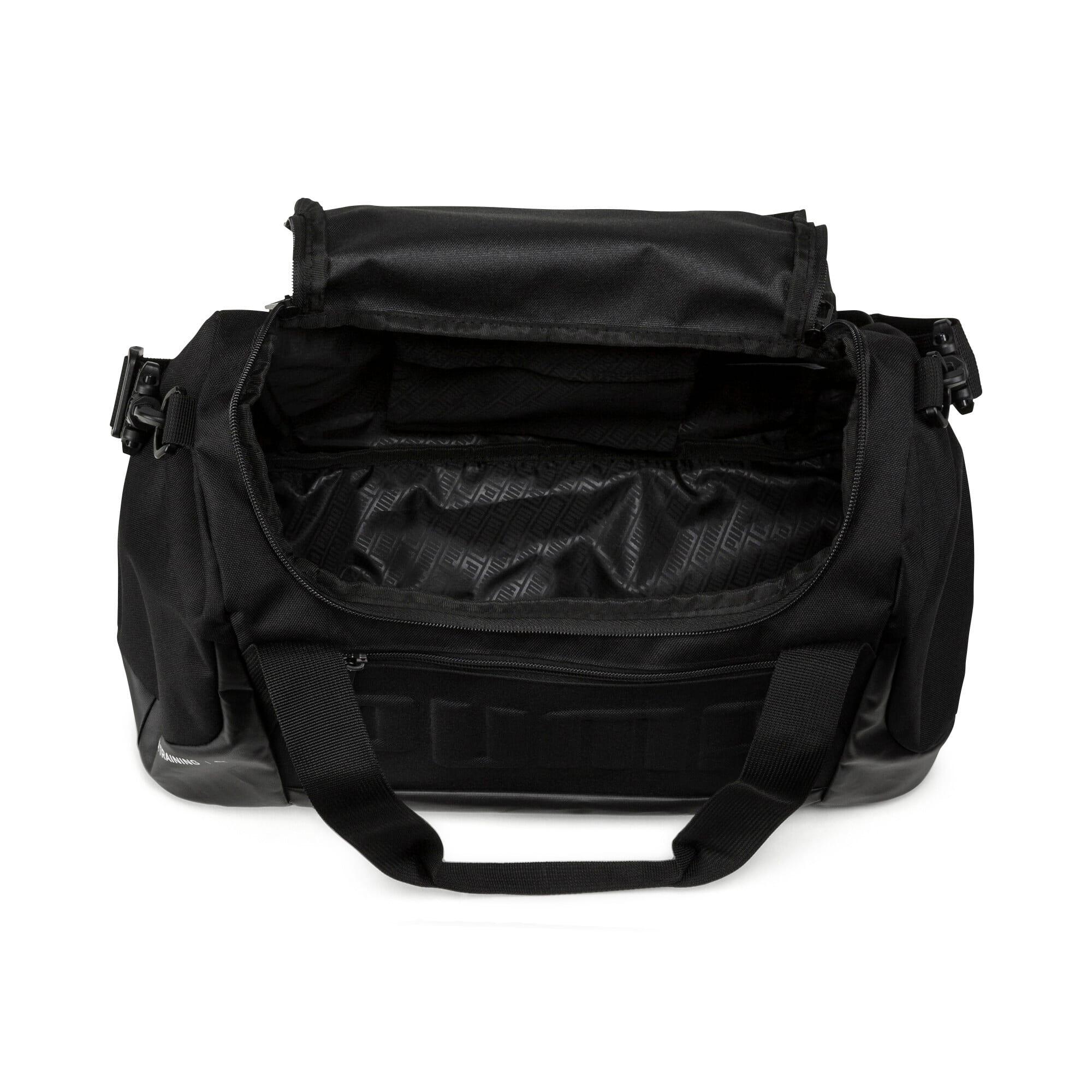 Thumbnail 3 of Gym Duffel Bag, Puma Black, medium-IND