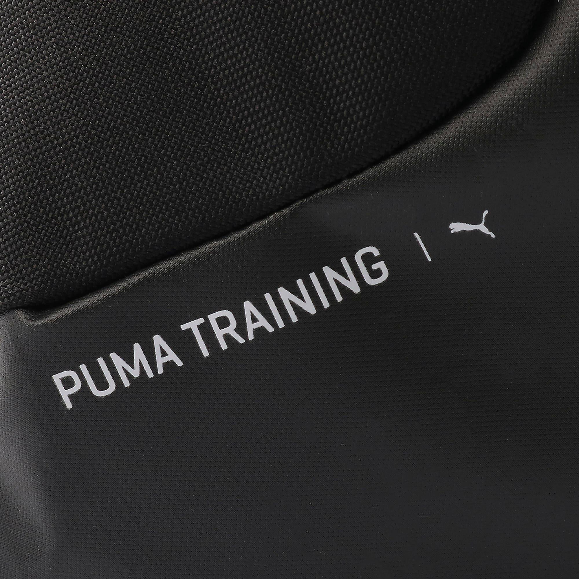 Thumbnail 12 of ジム ダッフル バッグ M 40L, Puma Black, medium-JPN