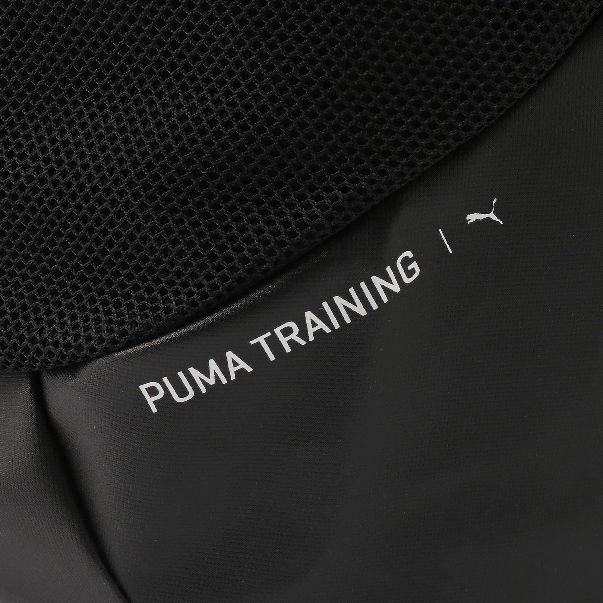 Thumbnail 11 of ジム ダッフル バッグ L 65L, Puma Black, medium-JPN