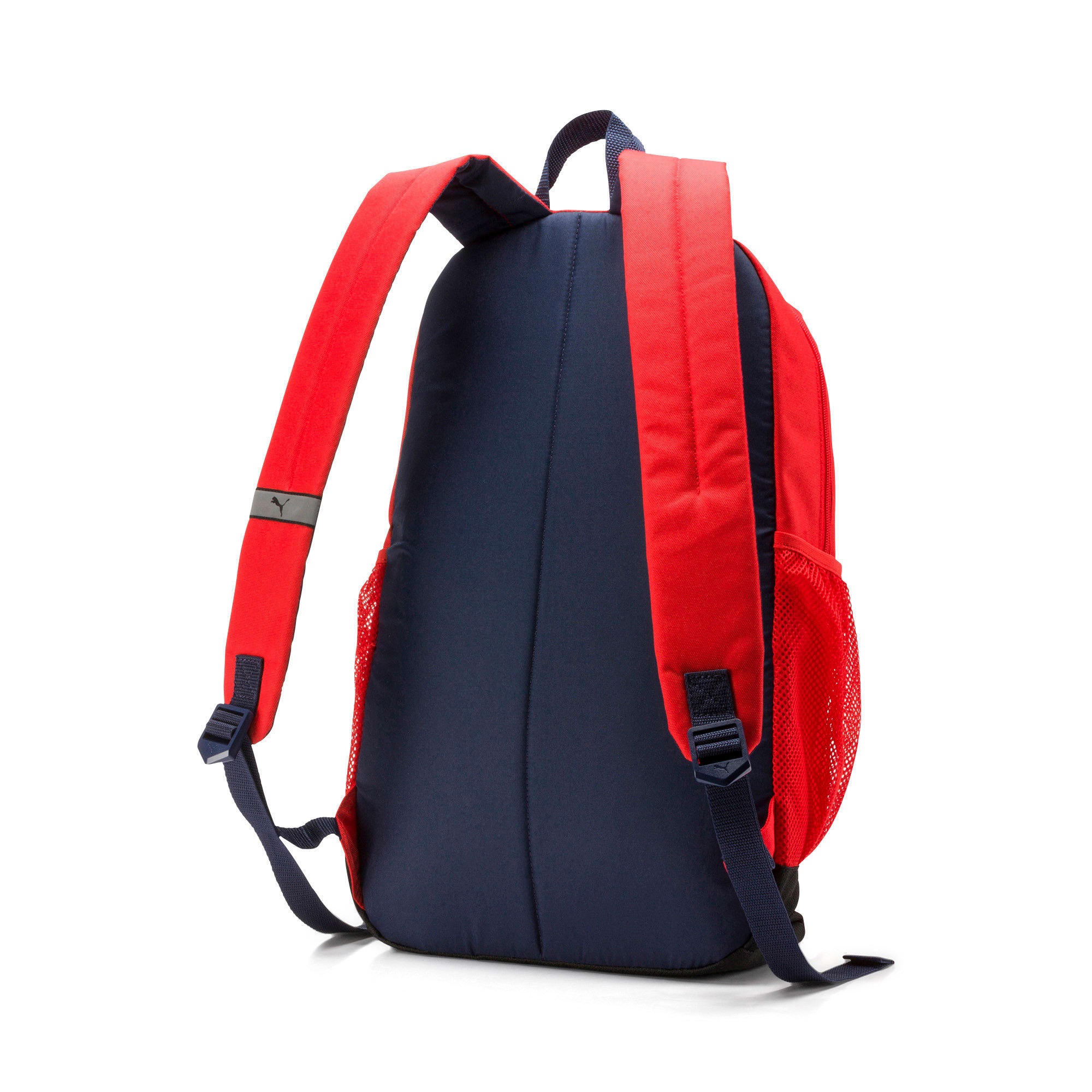 Thumbnail 2 of Plus II Backpack, High Risk Red-Peacoat, medium