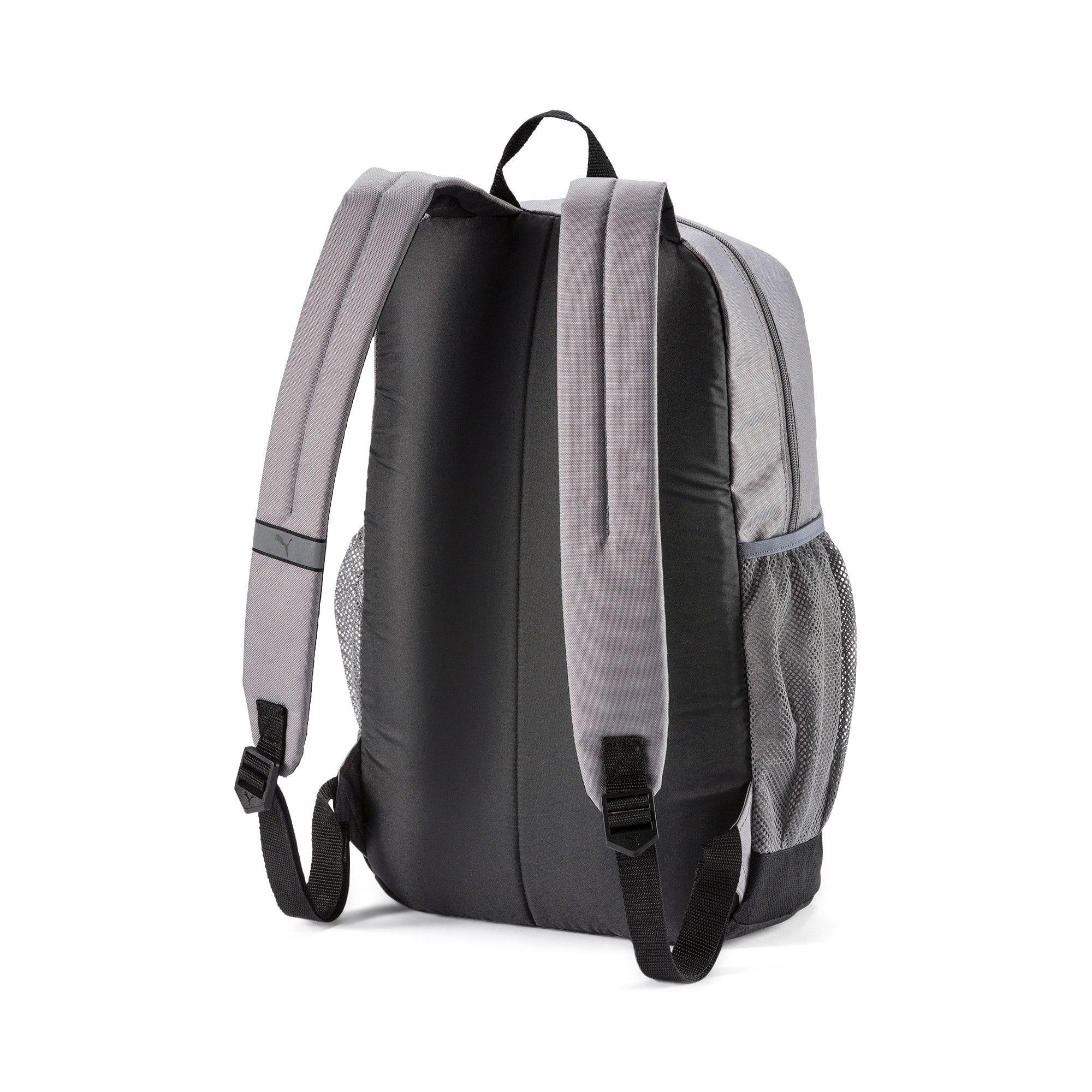 Thumbnail 2 of PUMA Plus Backpack II, CASTLEROCK-Puma Black, medium