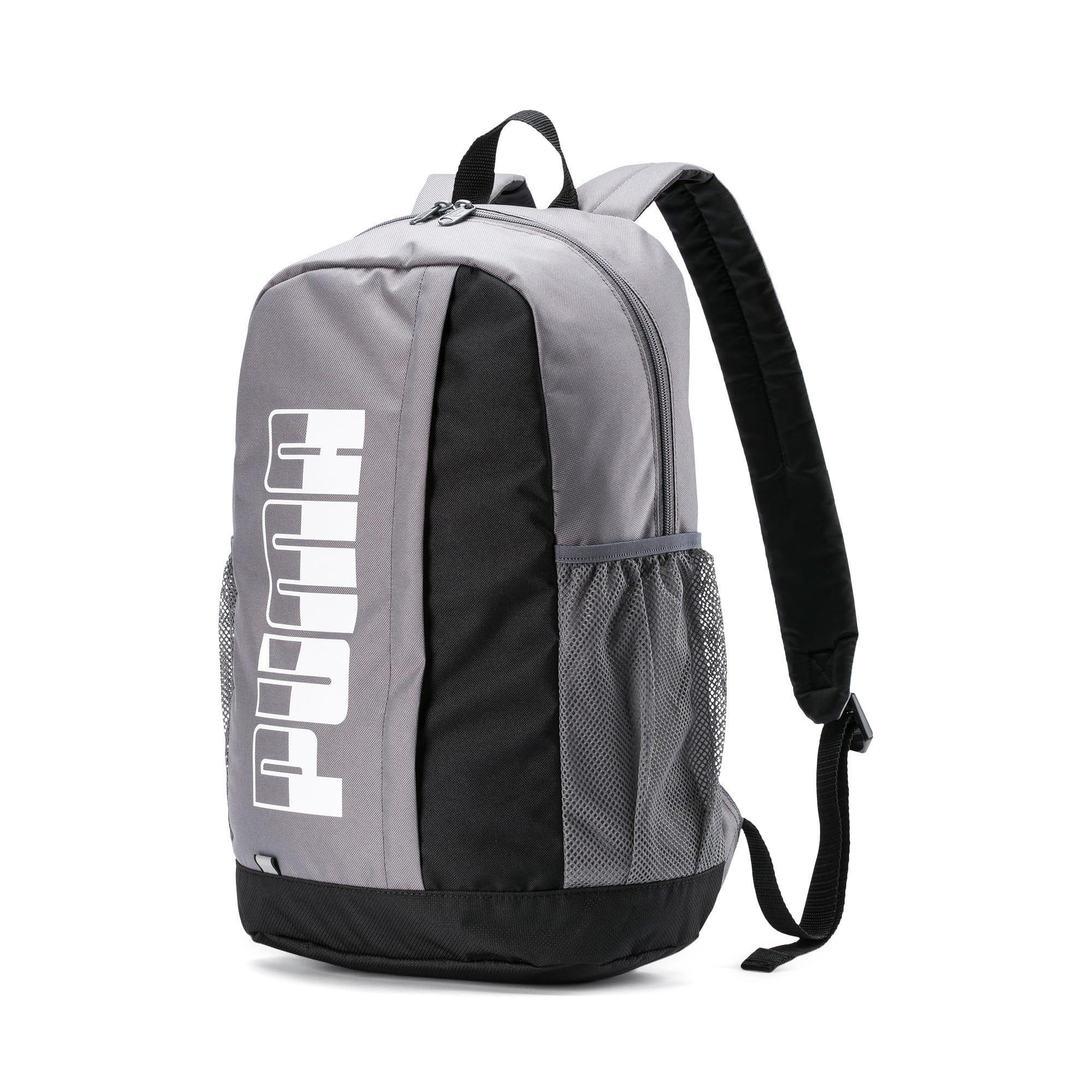 Thumbnail 1 of PUMA Plus Backpack II, CASTLEROCK-Puma Black, medium