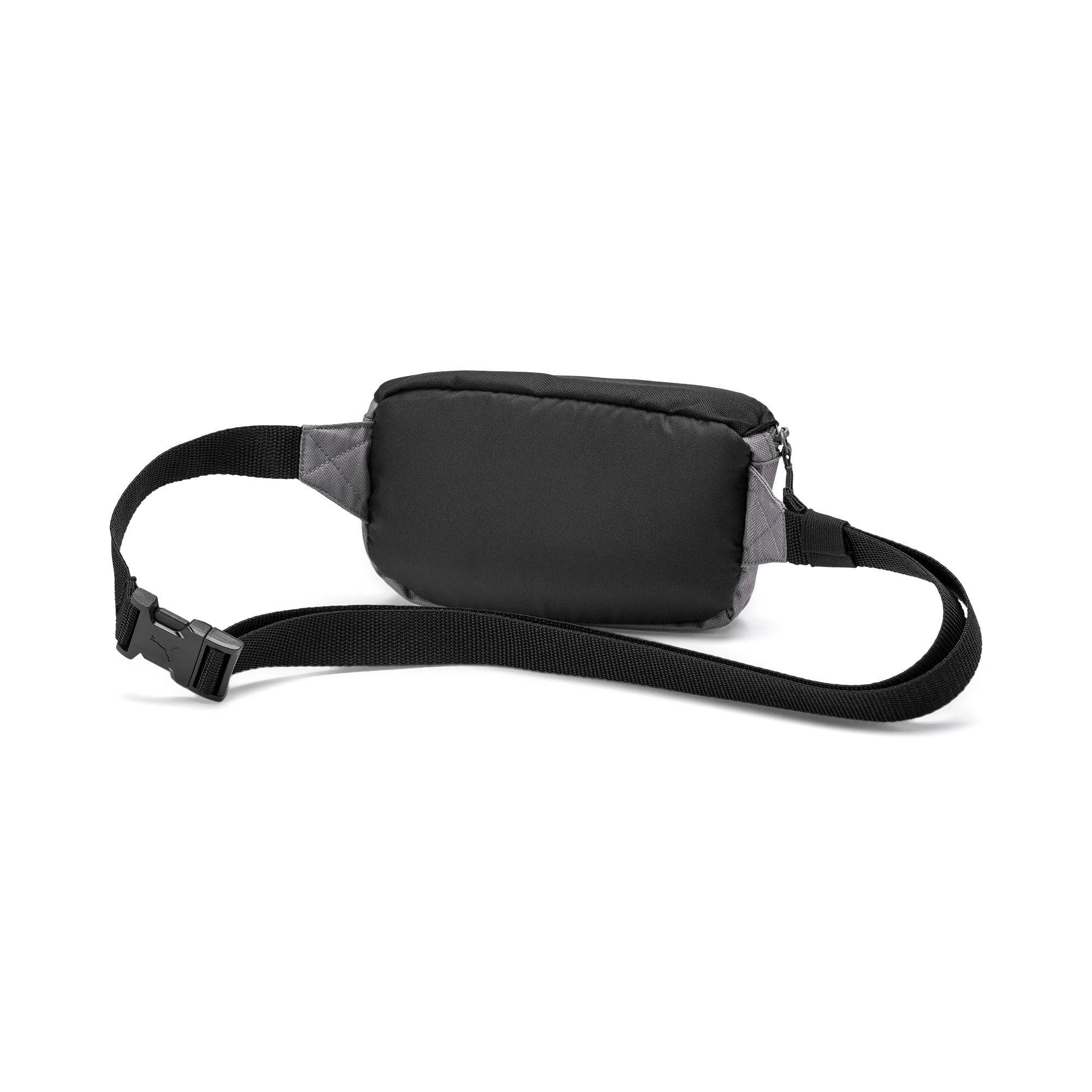 Thumbnail 2 of PUMA Plus Waist Bag II, CASTLEROCK-Puma Black, medium