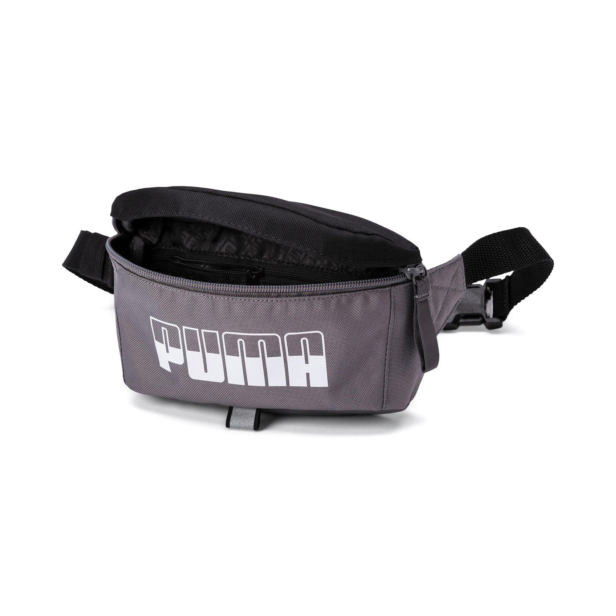 Miniatura 3 de Bolso pequeño para cintura PUMA Plus II, CASTLEROCK-Puma Black, mediano