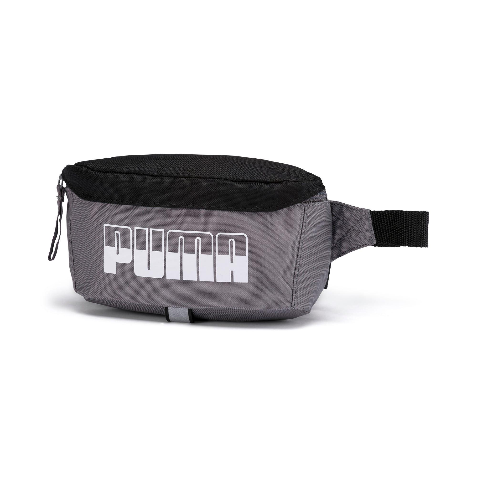 Miniatura 1 de Bolso pequeño para cintura PUMA Plus II, CASTLEROCK-Puma Black, mediano