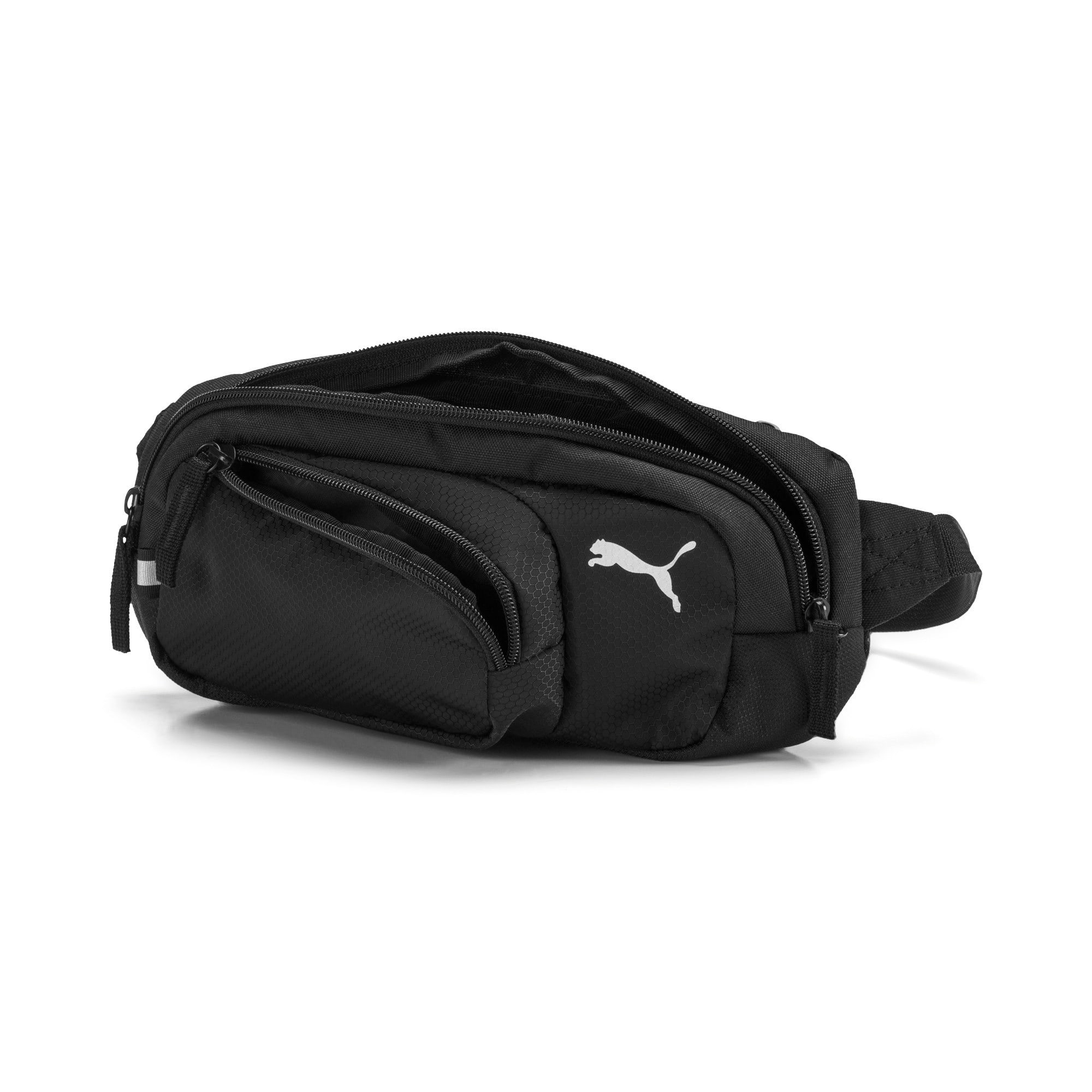 Thumbnail 4 of PUMA X Multi Waist Bag, Puma Black, medium
