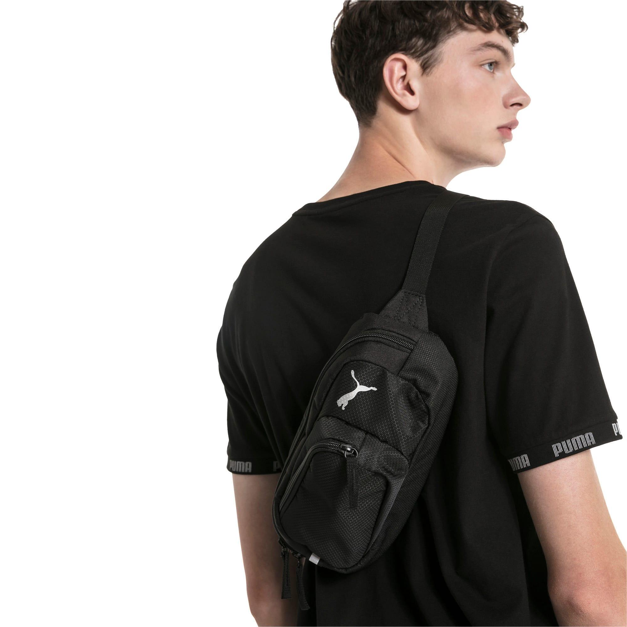 Thumbnail 2 of PUMA X Multi Waist Bag, Puma Black, medium
