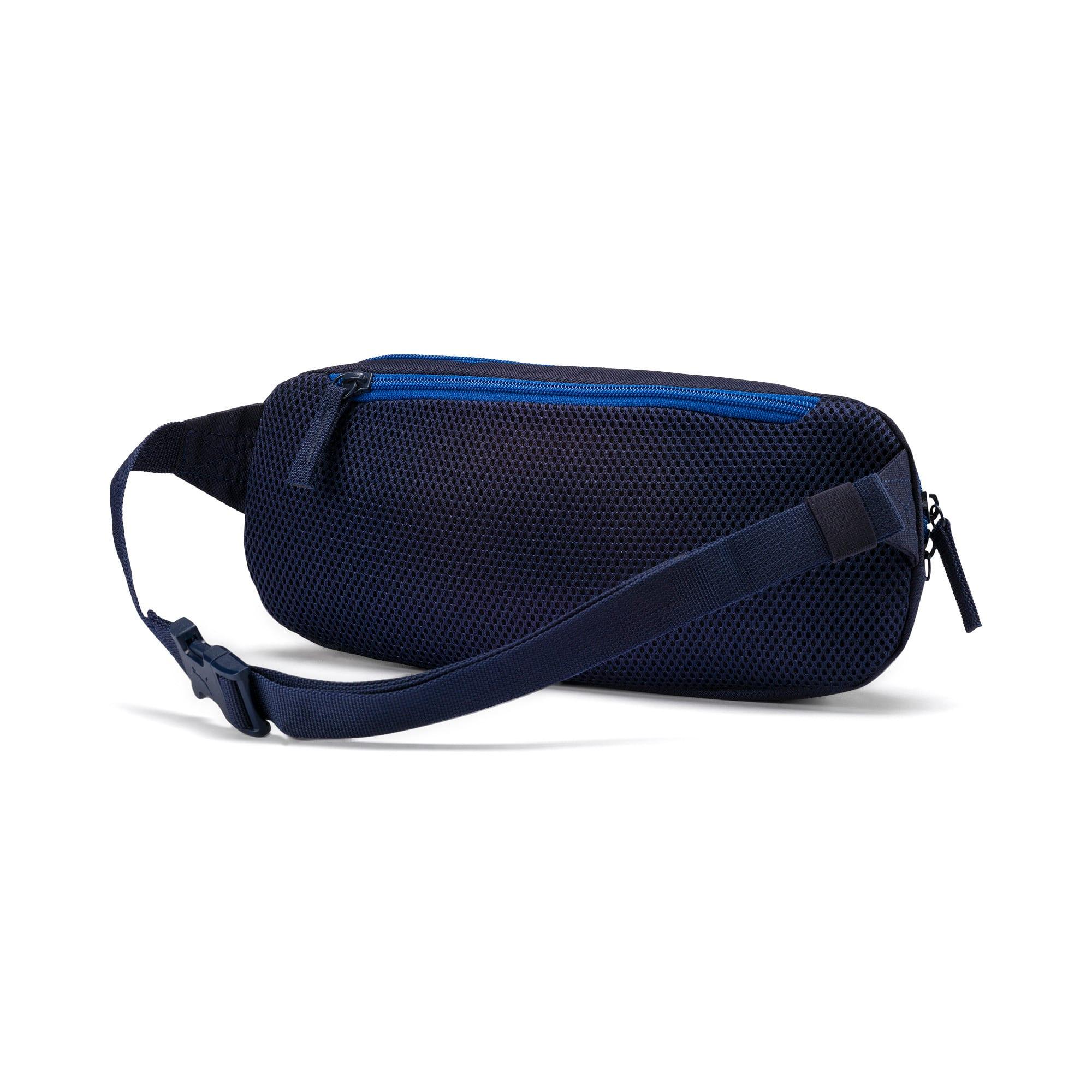 Miniatura 2 de Bolso pequeño para cintura PUMA X Multi, Peacoat-Galaxy Blue, mediano
