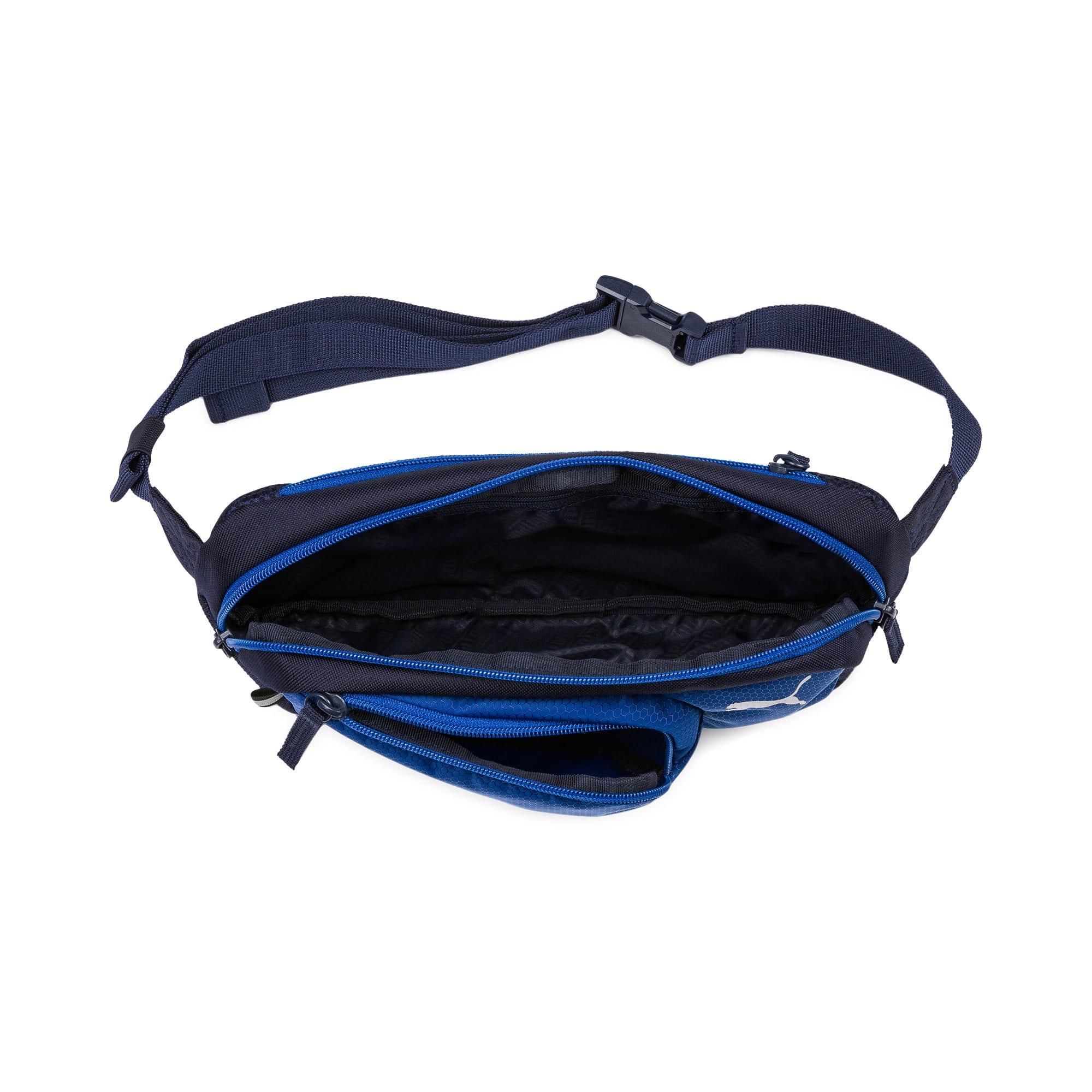 Miniatura 3 de Bolso pequeño para cintura PUMA X Multi, Peacoat-Galaxy Blue, mediano