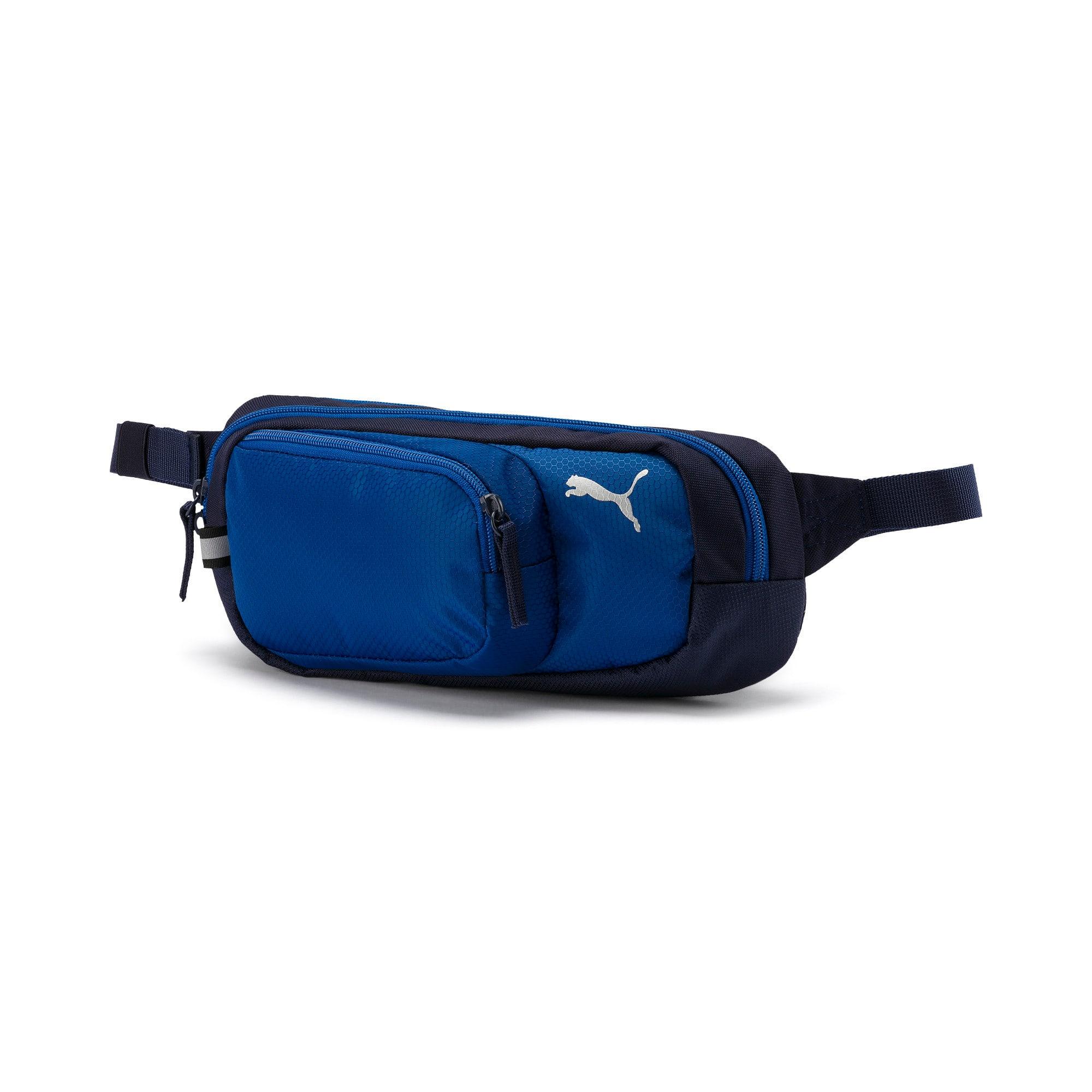 Miniatura 1 de Bolso pequeño para cintura PUMA X Multi, Peacoat-Galaxy Blue, mediano