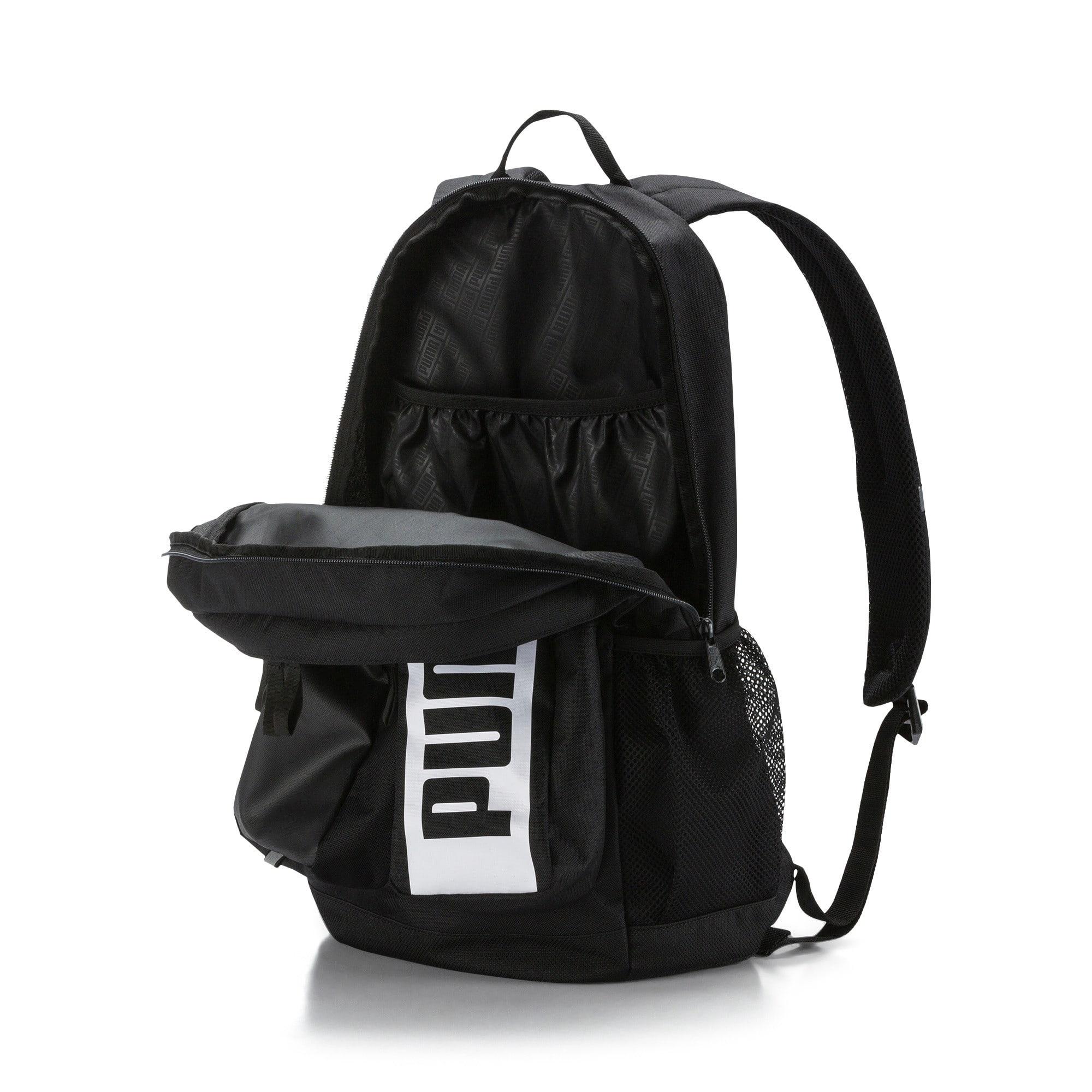 Thumbnail 4 of Deck Backpack II, Puma Black, medium
