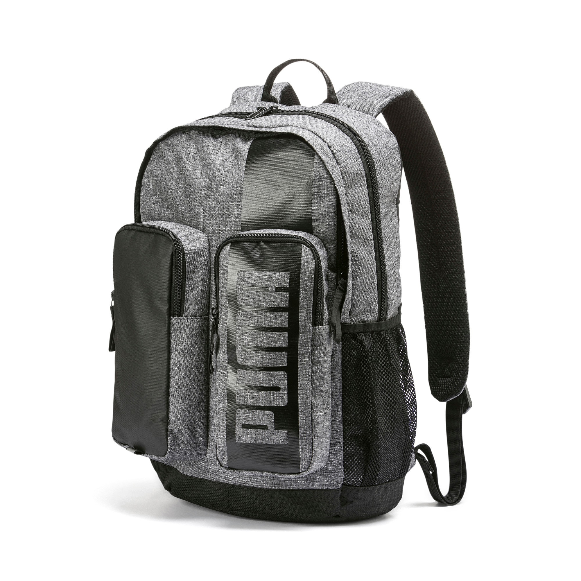 Thumbnail 1 of PUMA Deck Backpack II, Medium Gray Heather, medium