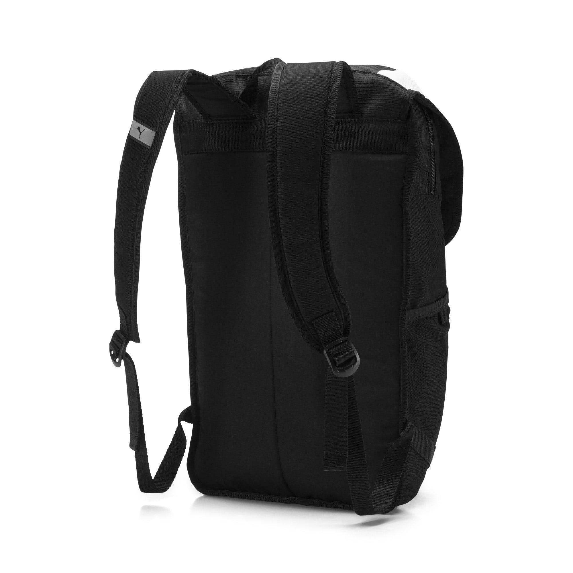 Thumbnail 4 of Scuderia Ferrari Fanwear Backpack, Puma Black, medium