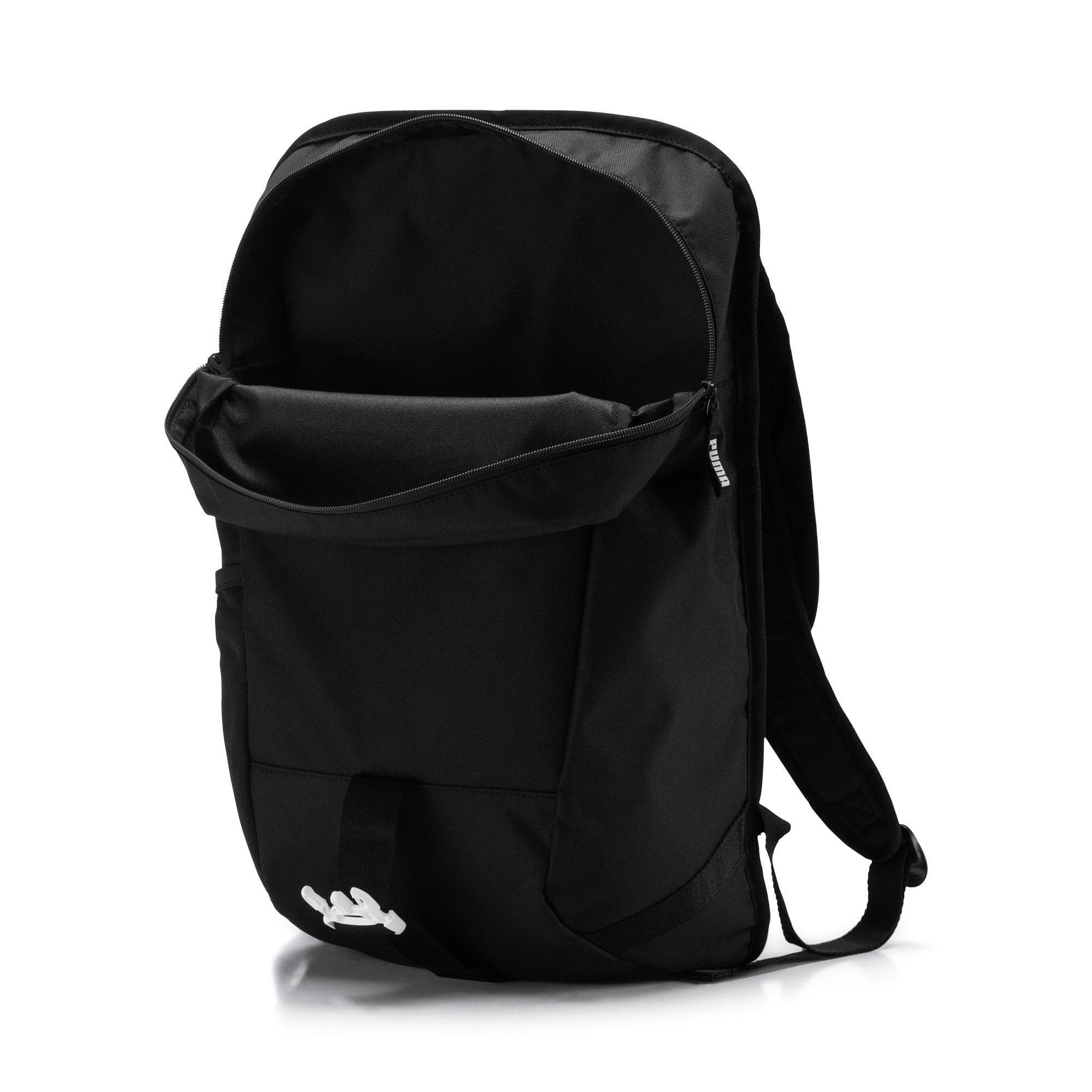 Thumbnail 5 of Scuderia Ferrari Fanwear Backpack, Puma Black, medium