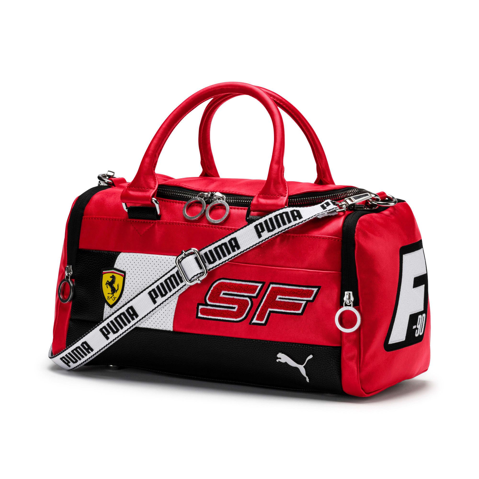 Thumbnail 1 of Sac à main Ferrari SpeedCat pour femme, Rosso Corsa, medium
