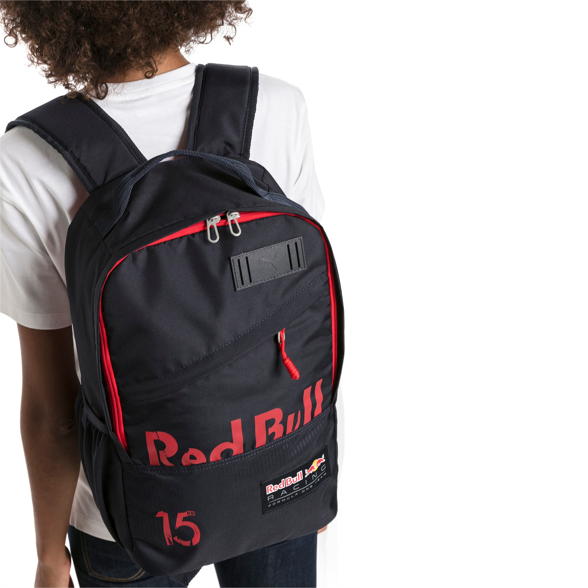 Thumbnail 2 of Red Bull Racing Lifestyle Backpack, NIGHT SKY, medium