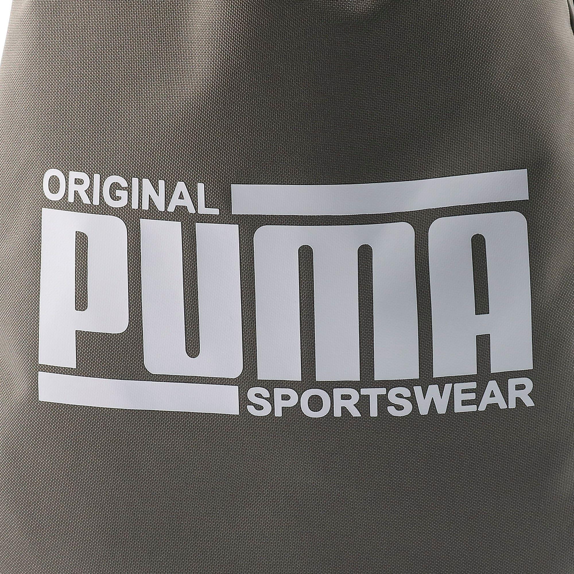 Thumbnail 5 of プーマ ソール スマートバッグ 18L, Charcoal Gray-Puma White, medium-JPN