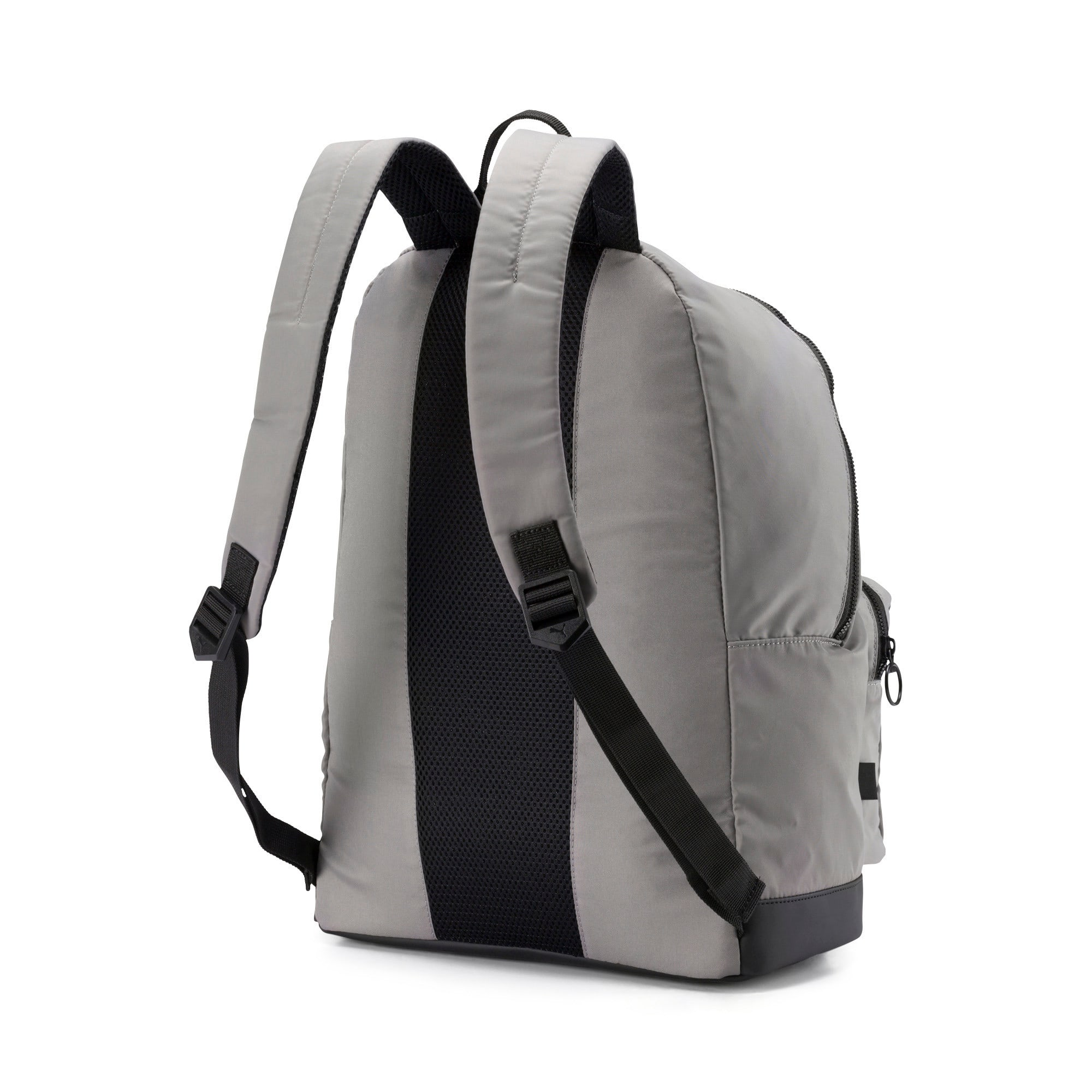 Thumbnail 2 of Originals Backpack Trend, Steel Gray-Puma Black, medium