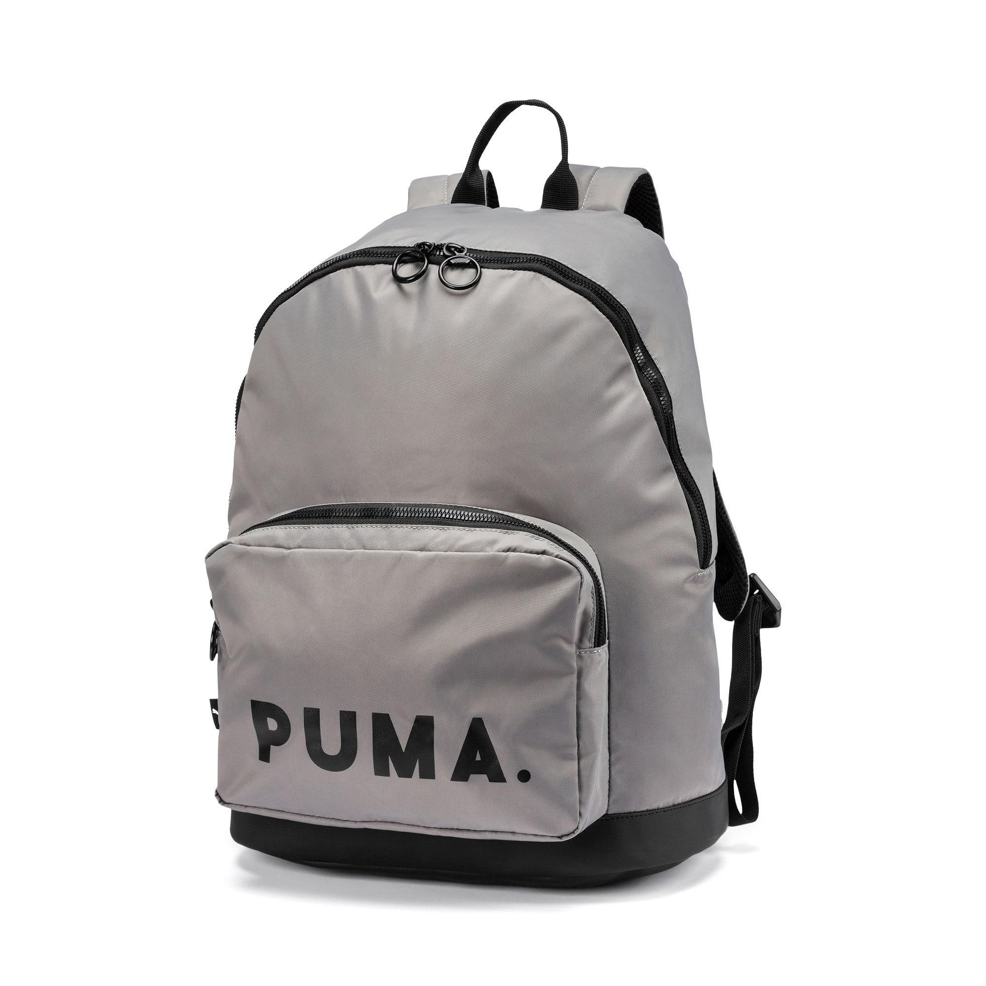 Thumbnail 1 of Originals Backpack Trend, Steel Gray-Puma Black, medium