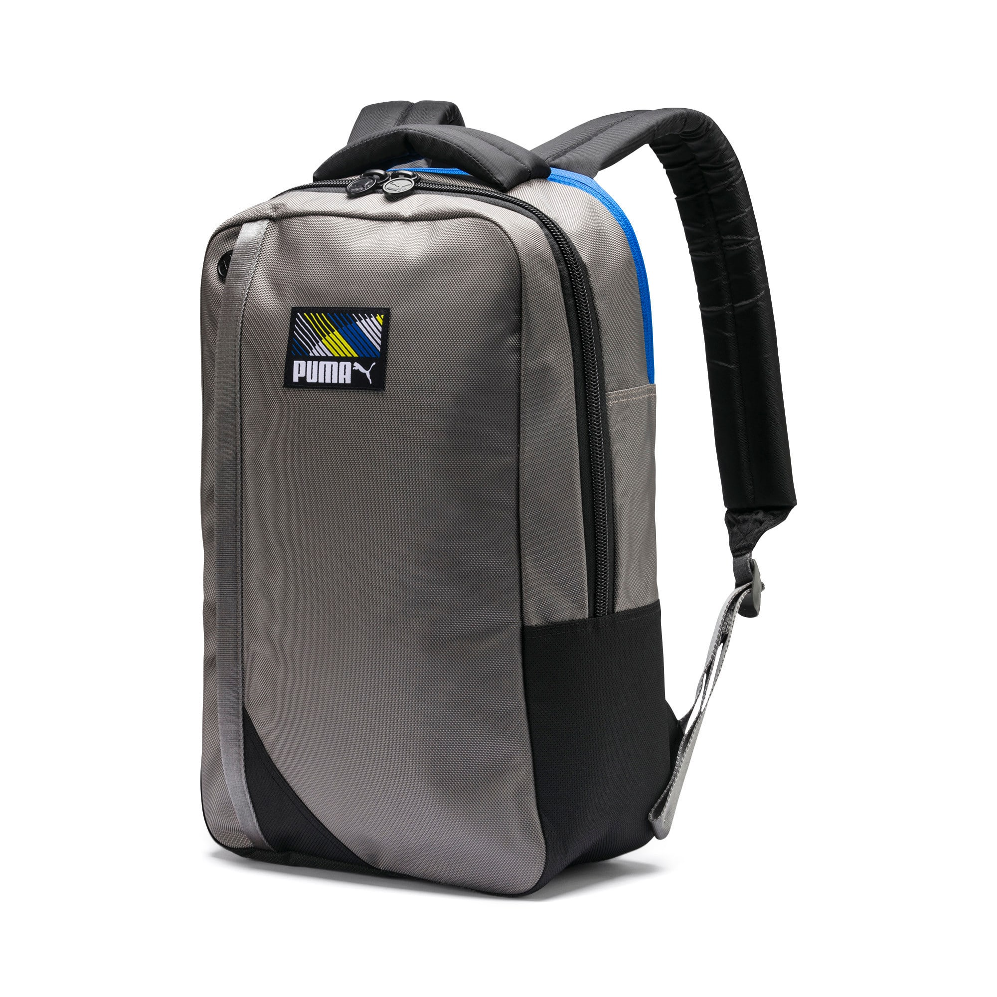 RS-X Backpack, Charcoal Gray, large