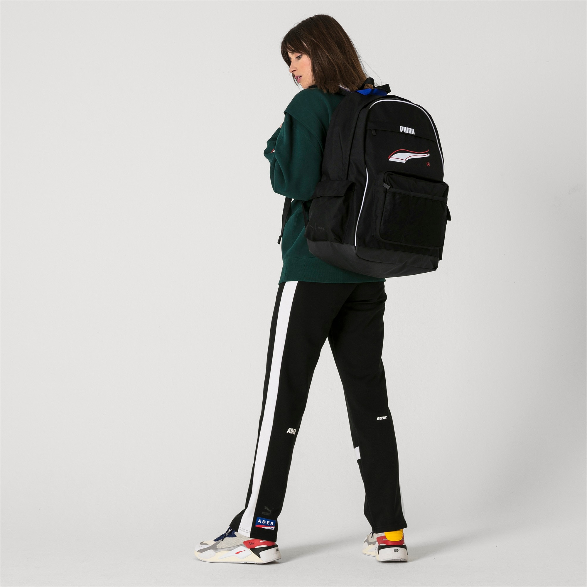 Thumbnail 7 of PUMA x ADER ERROR Backpack, Puma Black, medium
