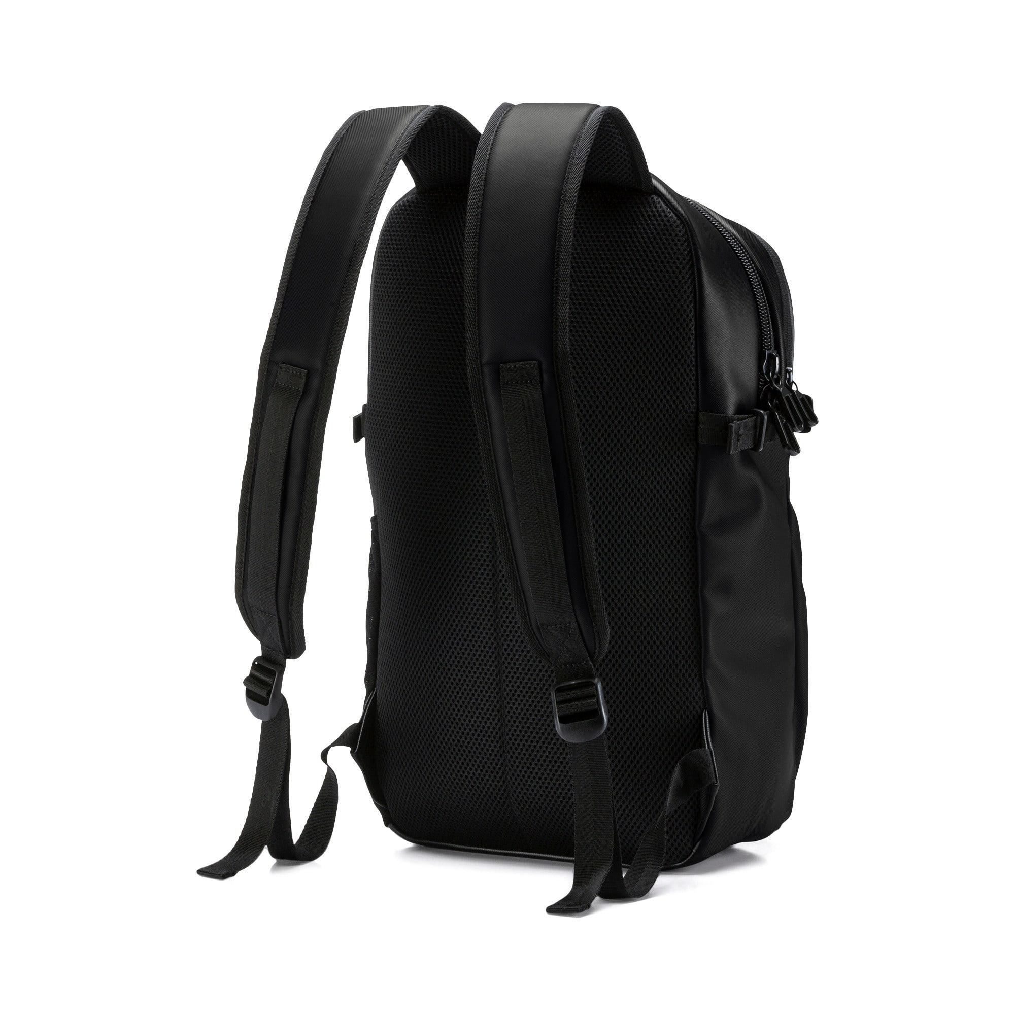 Thumbnail 2 of Scuderia Ferrari Lifestyle Backpack, Puma Black, medium