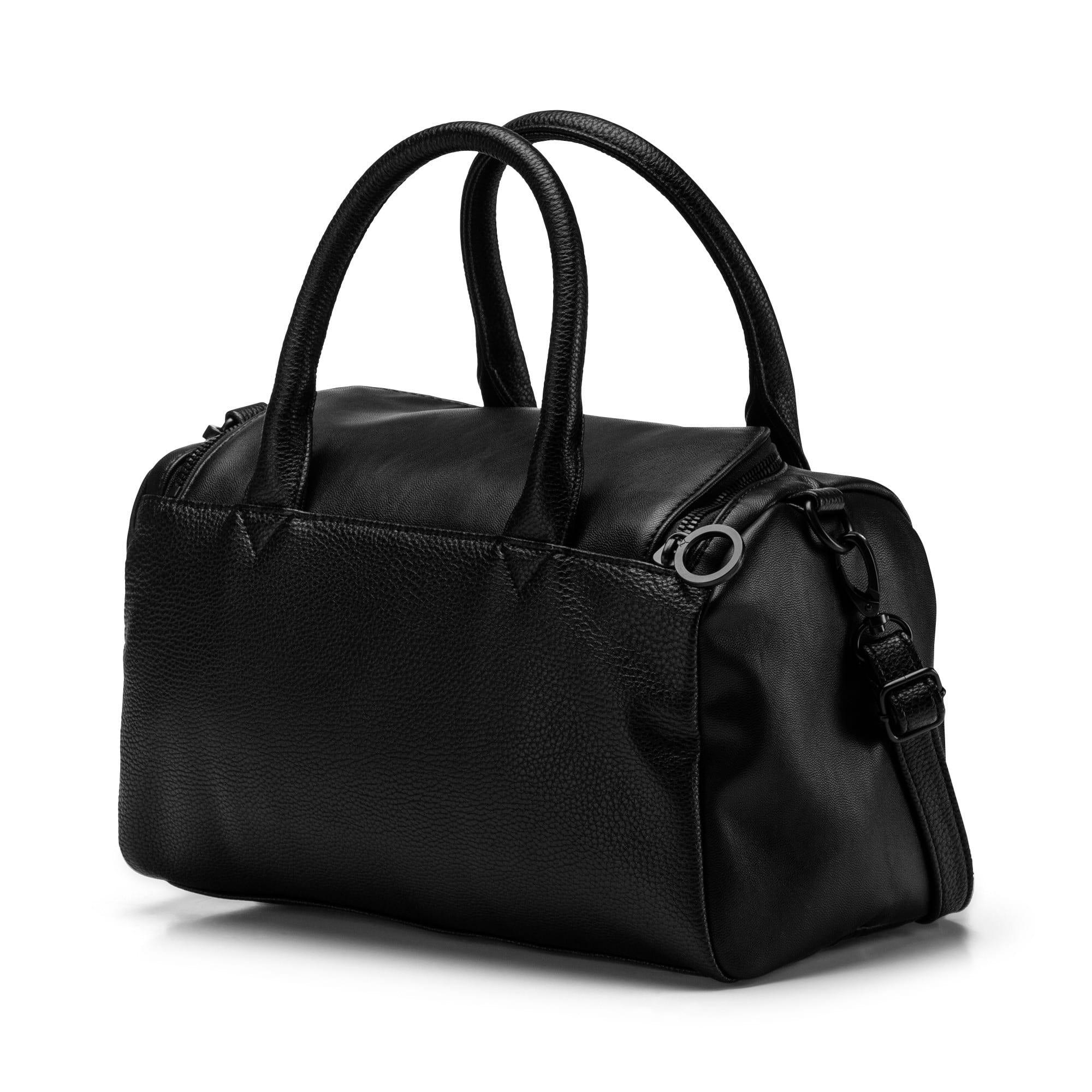 Thumbnail 2 of Ferrari Lifestyle Women's Handbag, Puma Black, medium
