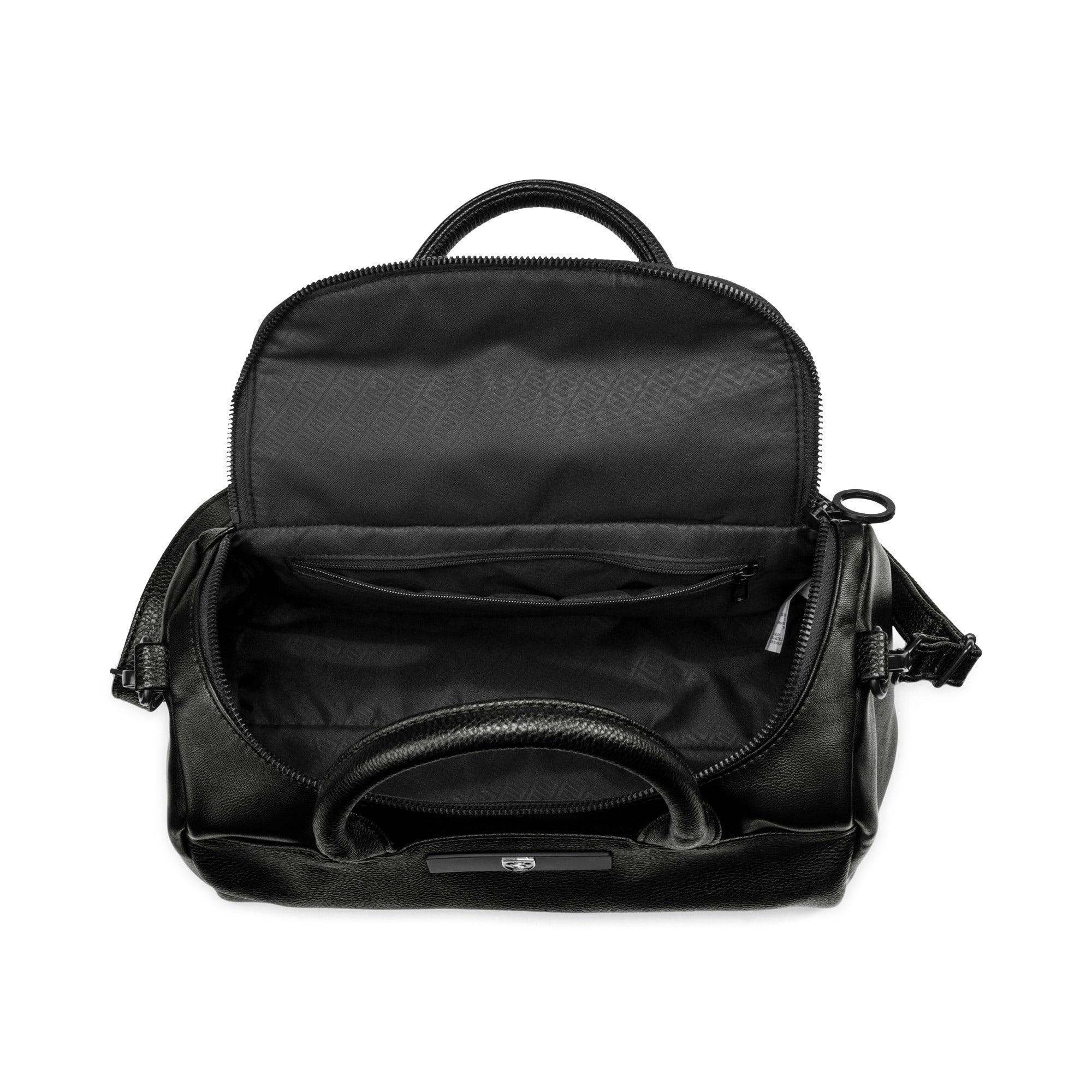 Thumbnail 3 of Ferrari Lifestyle Women's Handbag, Puma Black, medium