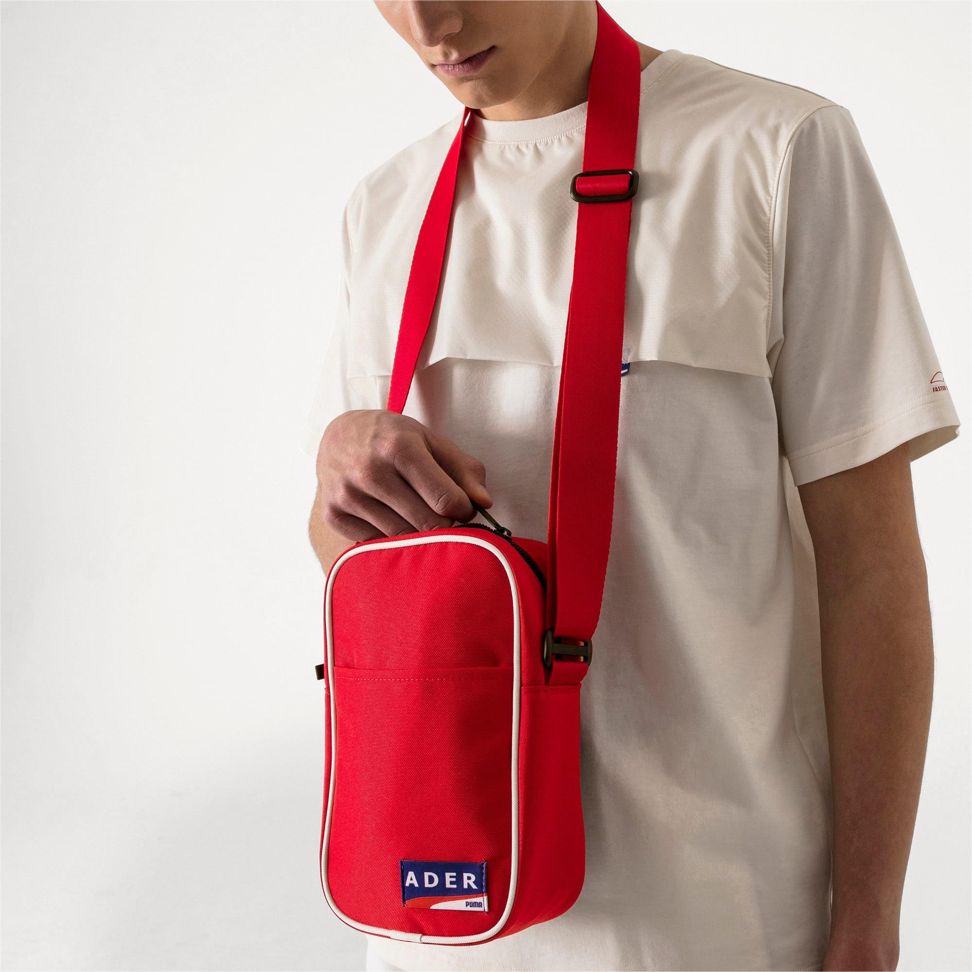 Thumbnail 4 of PUMA x ADER ERROR Portable Bag, Puma Red, medium