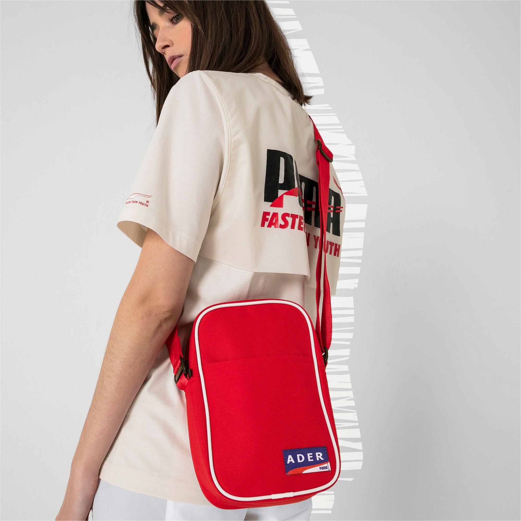 Thumbnail 5 of PUMA x ADER ERROR Portable Bag, Puma Red, medium