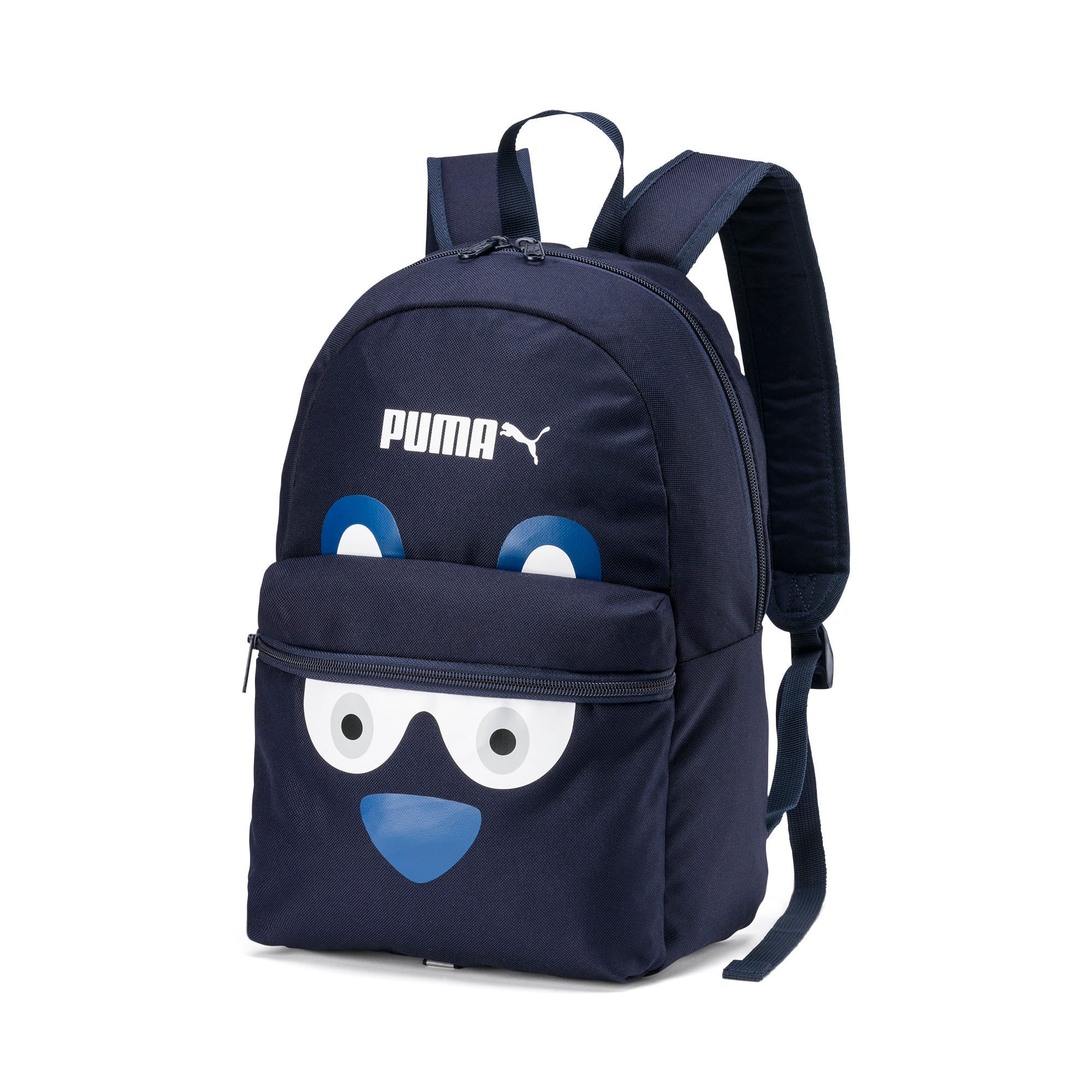 Thumbnail 1 of PUMA Monster Backpack, Peacoat, medium