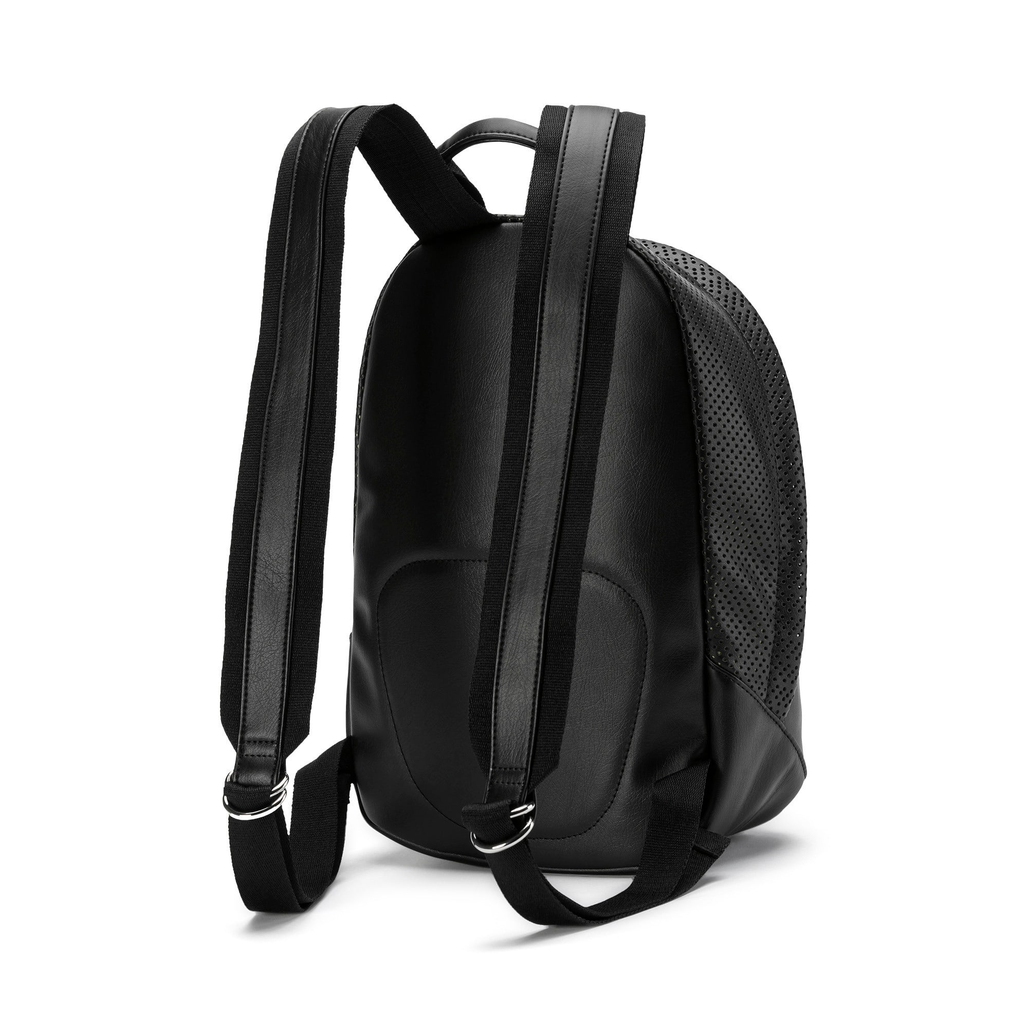 Thumbnail 3 of SG x PUMA Style Backpack, Puma Black, medium