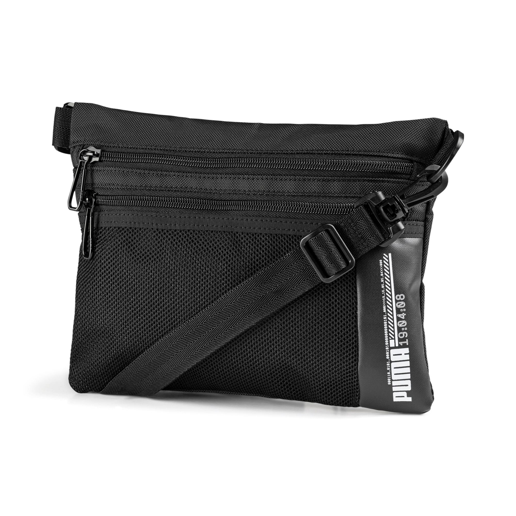 Thumbnail 1 of Energy Training Shoulder Bag, Puma Black, medium