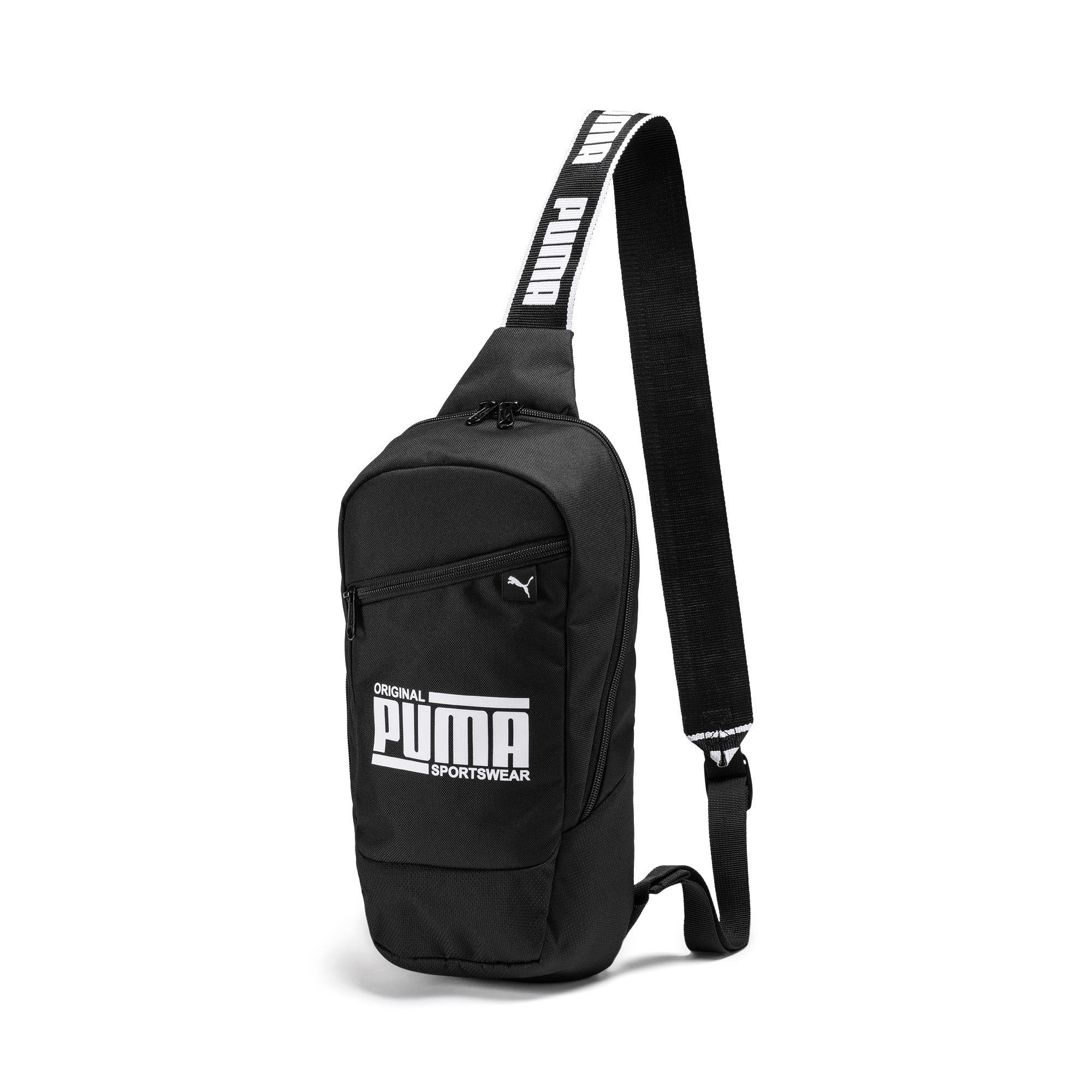 Thumbnail 1 of Sole X-body Bag, Puma Black, medium