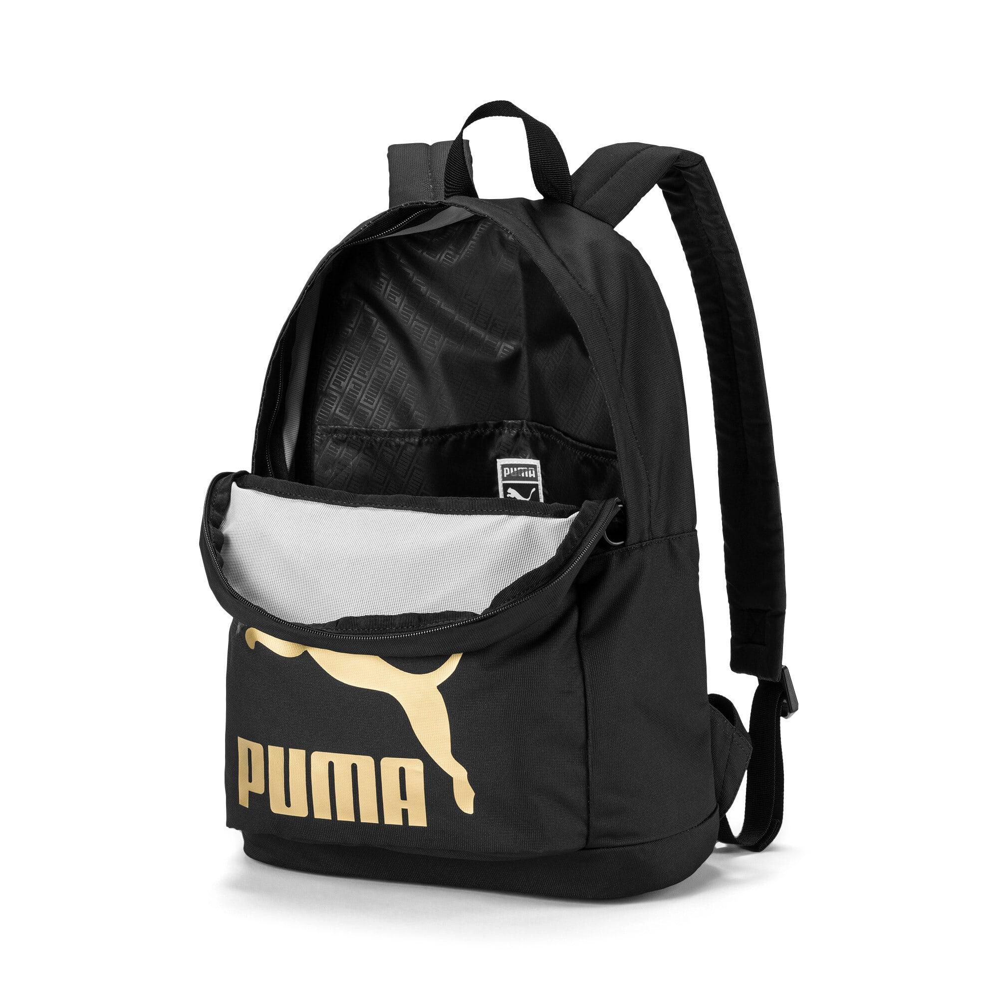 Thumbnail 4 of Originals Backpack, Puma Black, medium