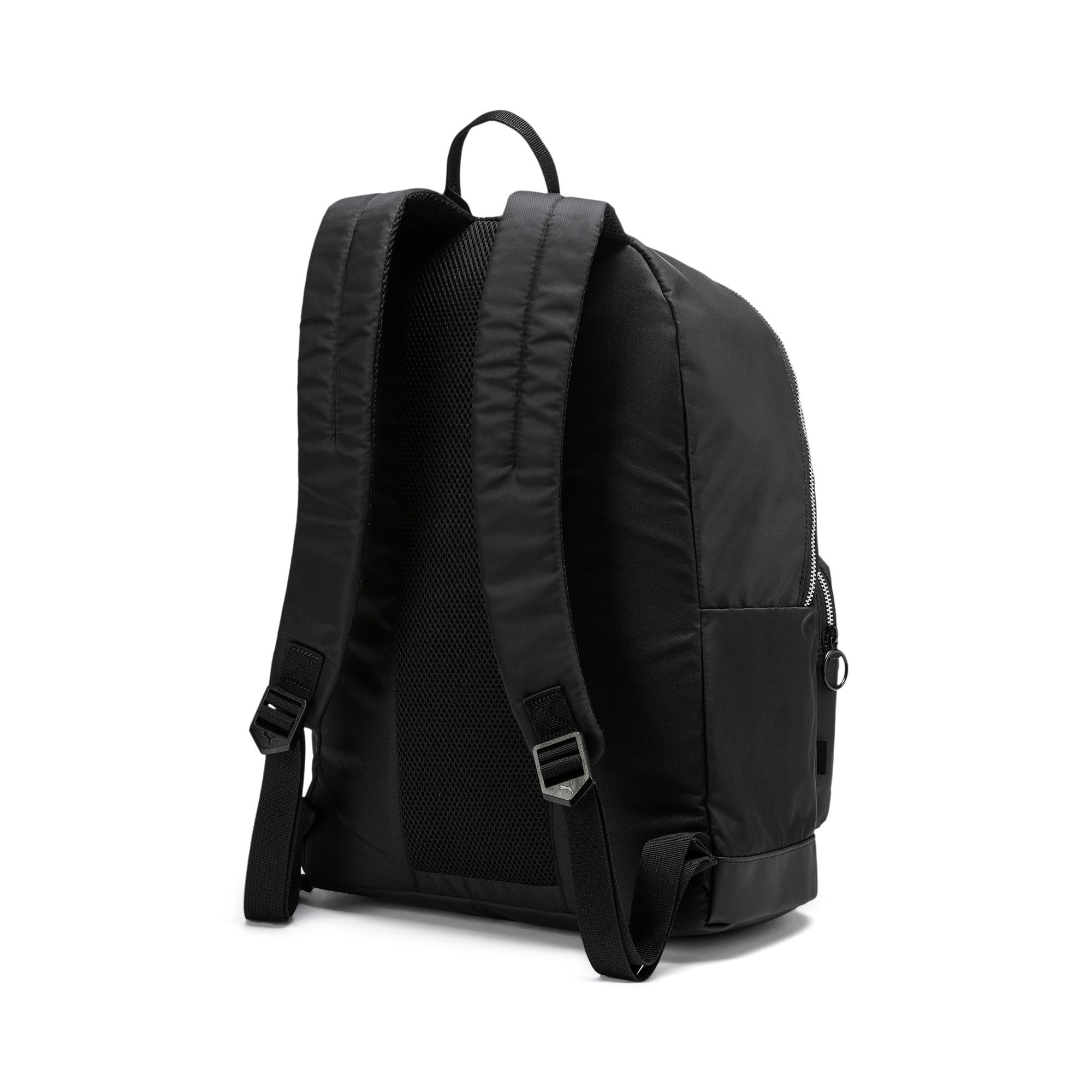 Thumbnail 3 of Originals Trend Backpack, Puma Black, medium